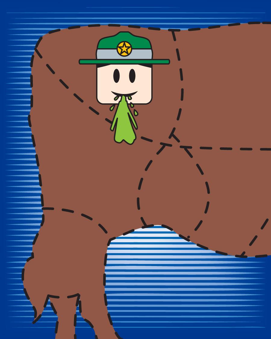 Rump Ranger Ralph