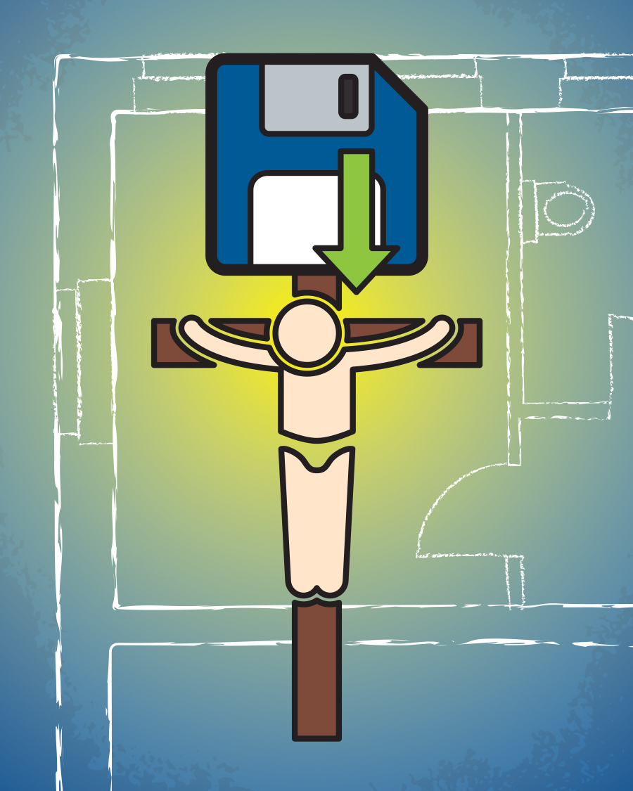 Save Room For Jesus