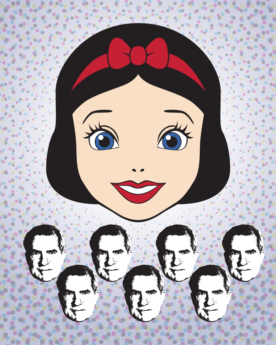 Snow White And The Seven Dicks