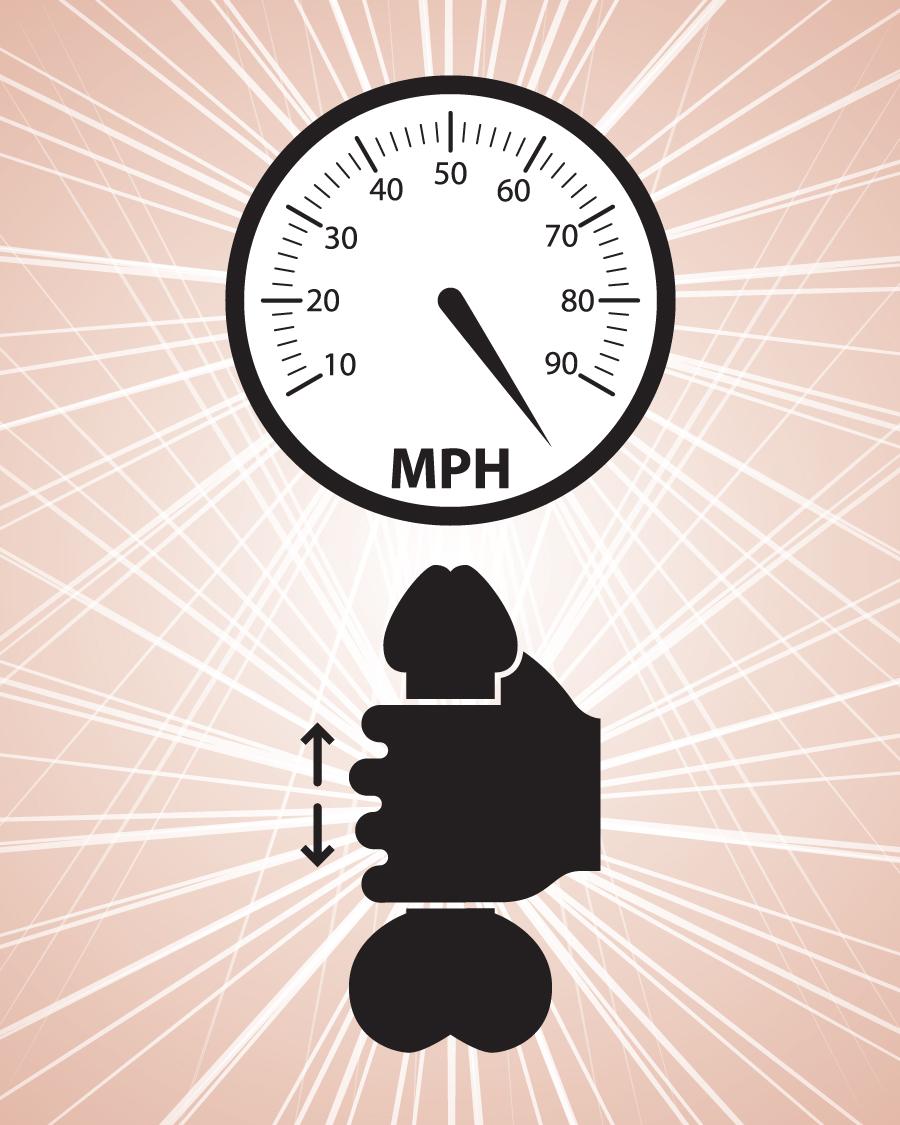 Speed Wanker
