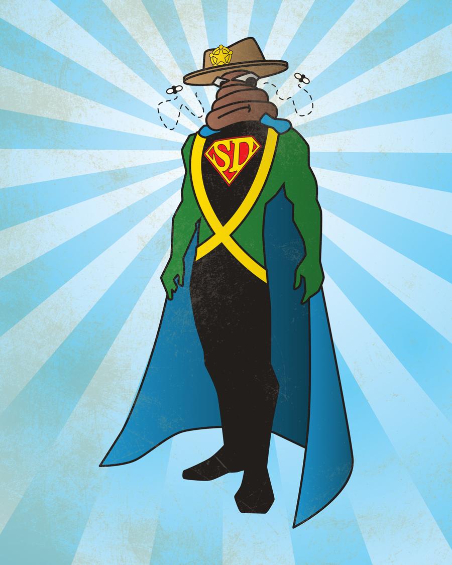 Super Dooper Pooper Trooper