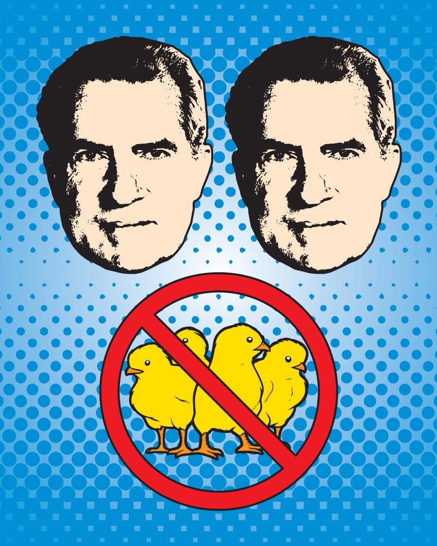 Two Dicks No Chicks