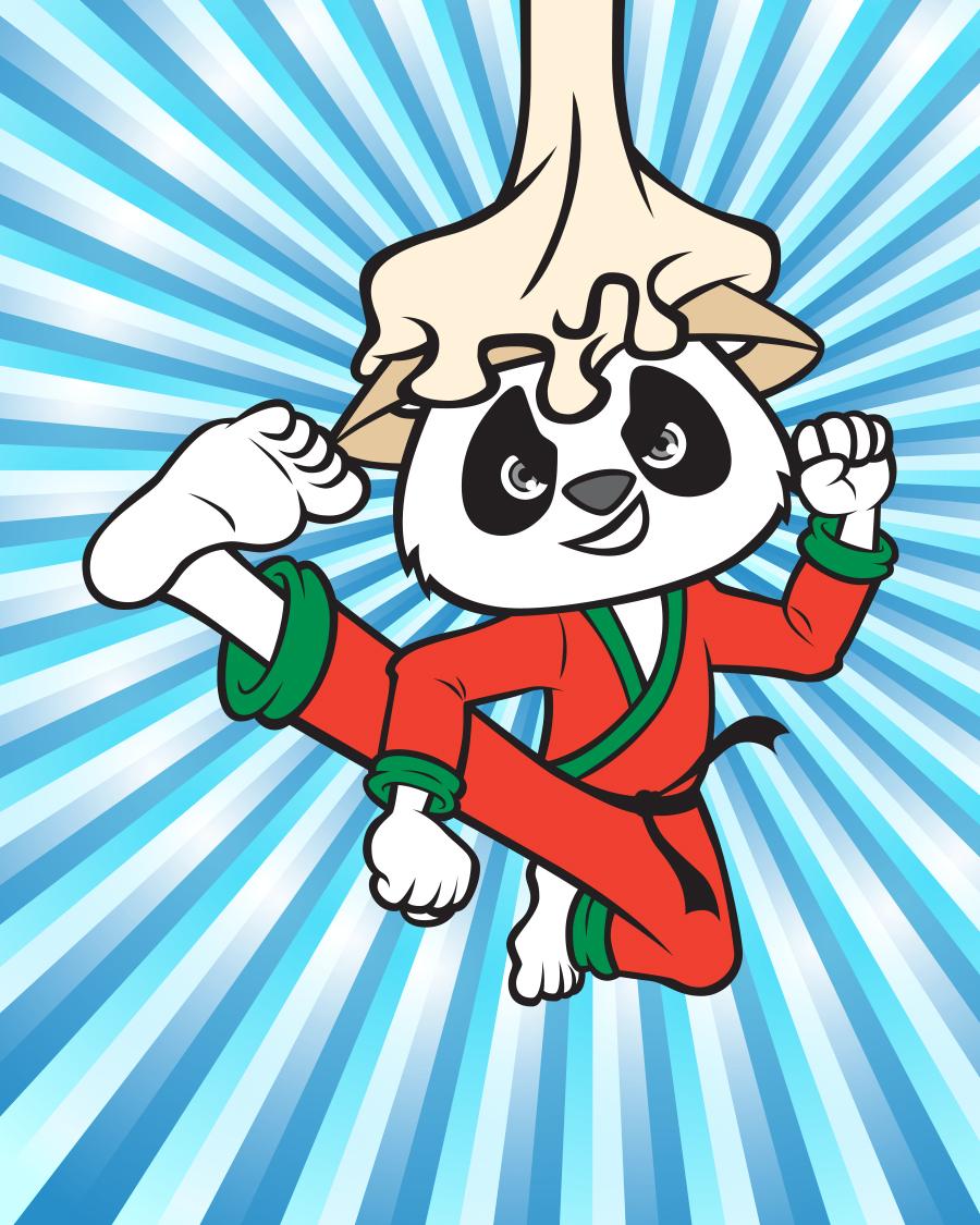 Kung Gu Panda