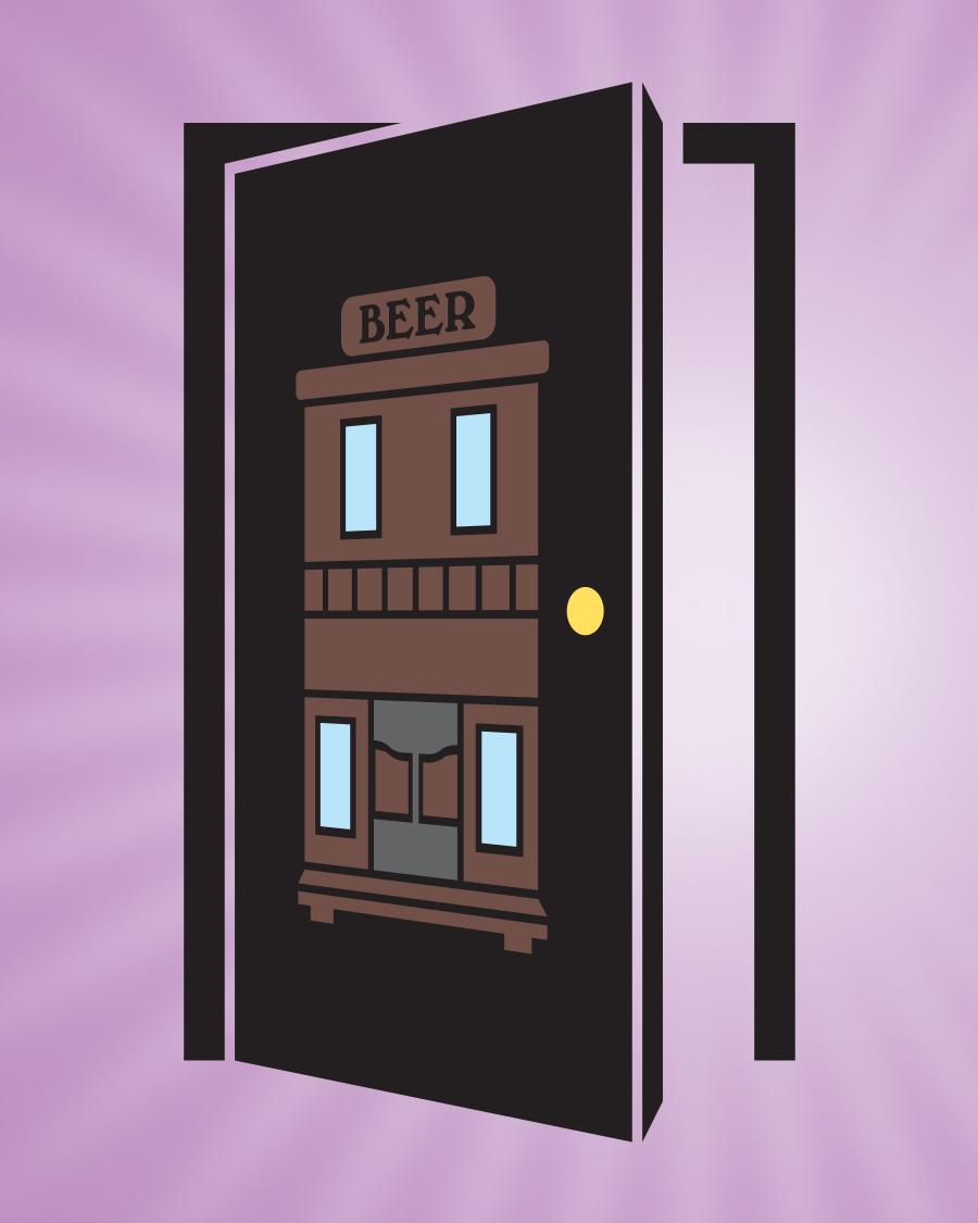 Saloon Door