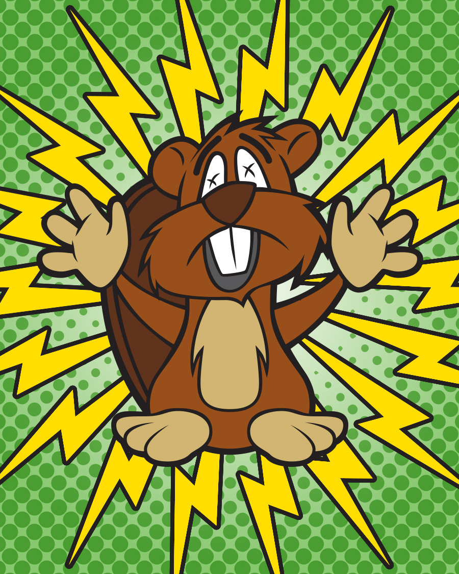 Shock The Beaver