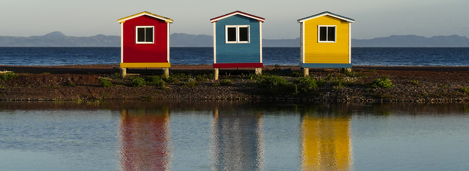 cavendish fishing huts in newfoundland