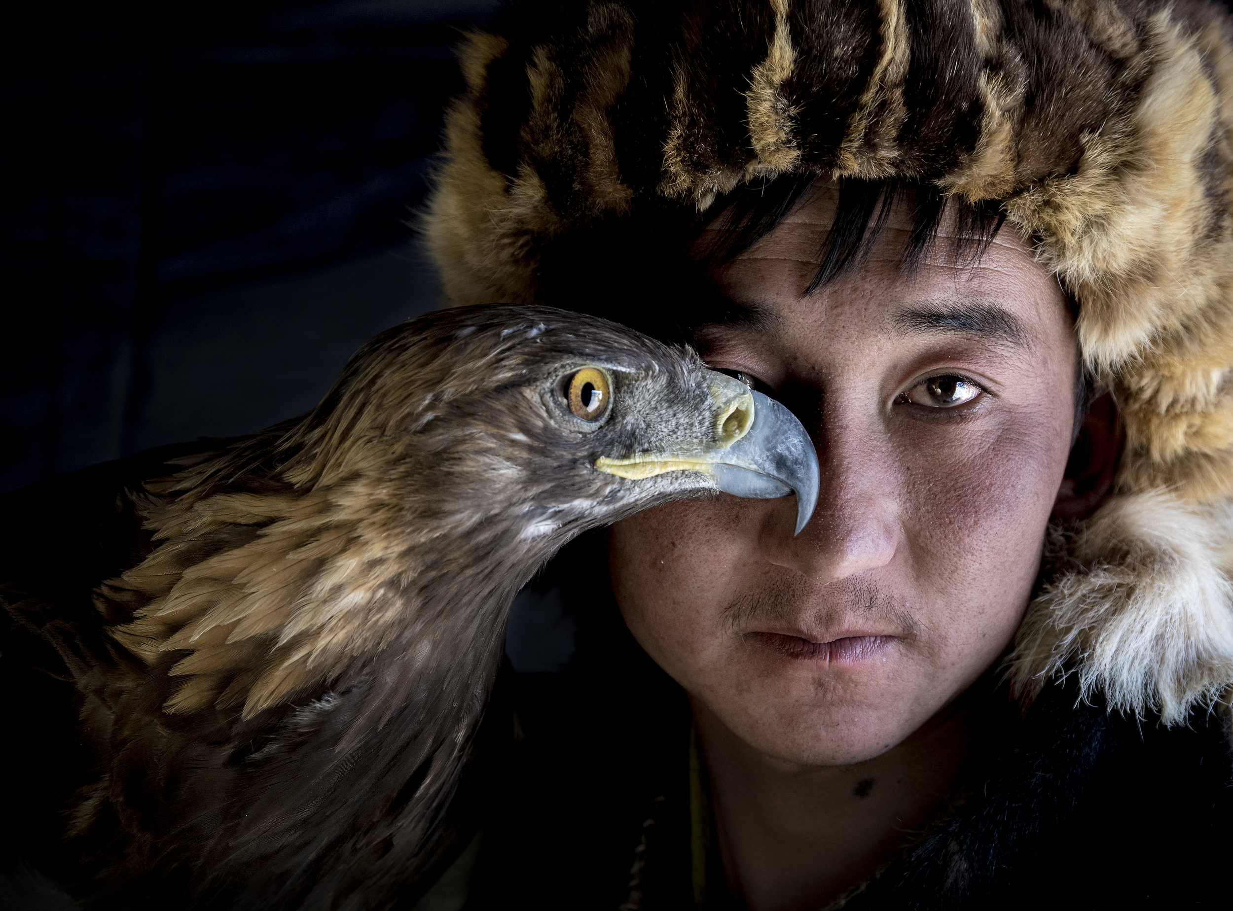 eagle hunter and eagle work together.jpg