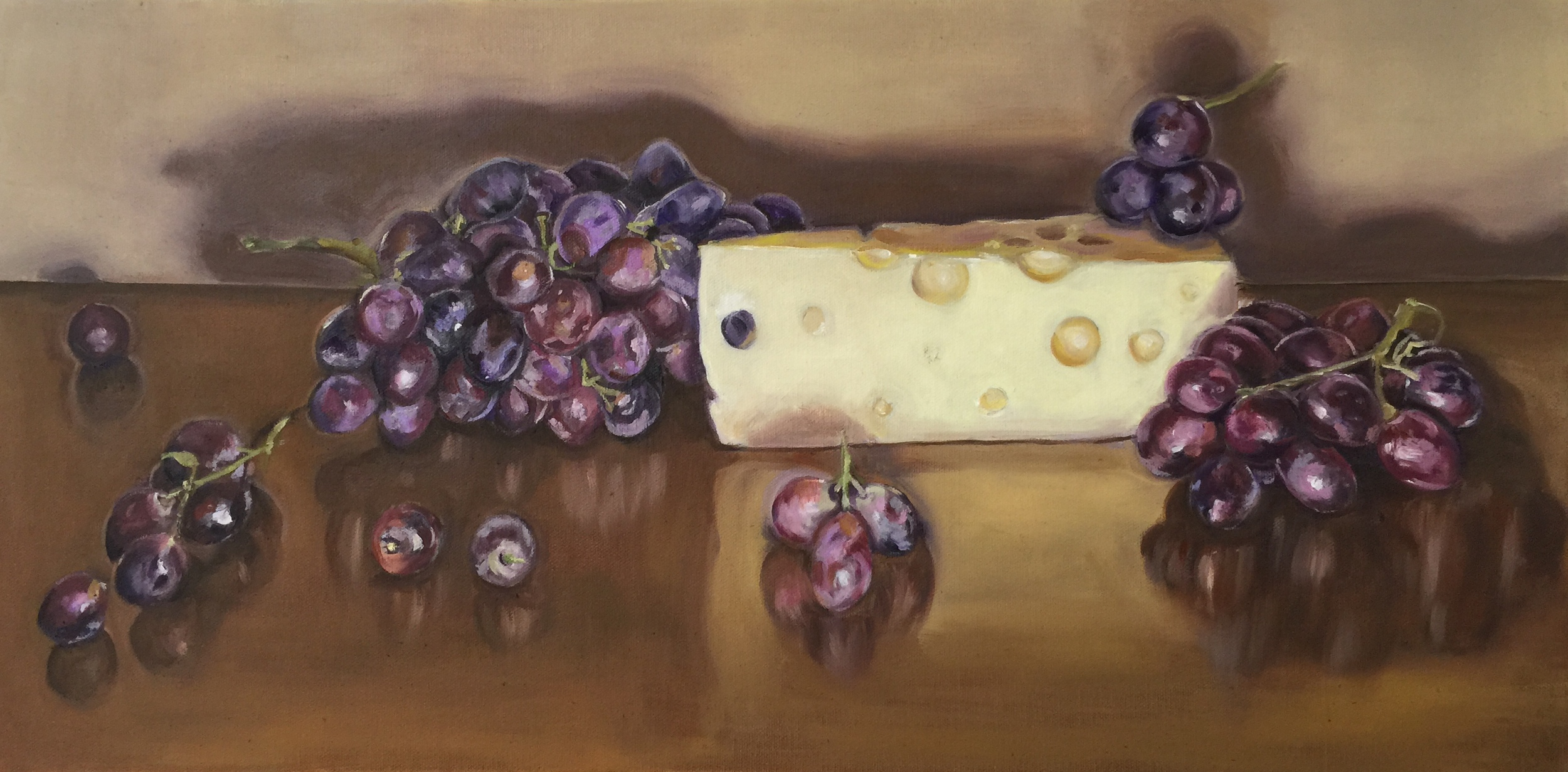 Full Color Still Life by Susan Shalowitz