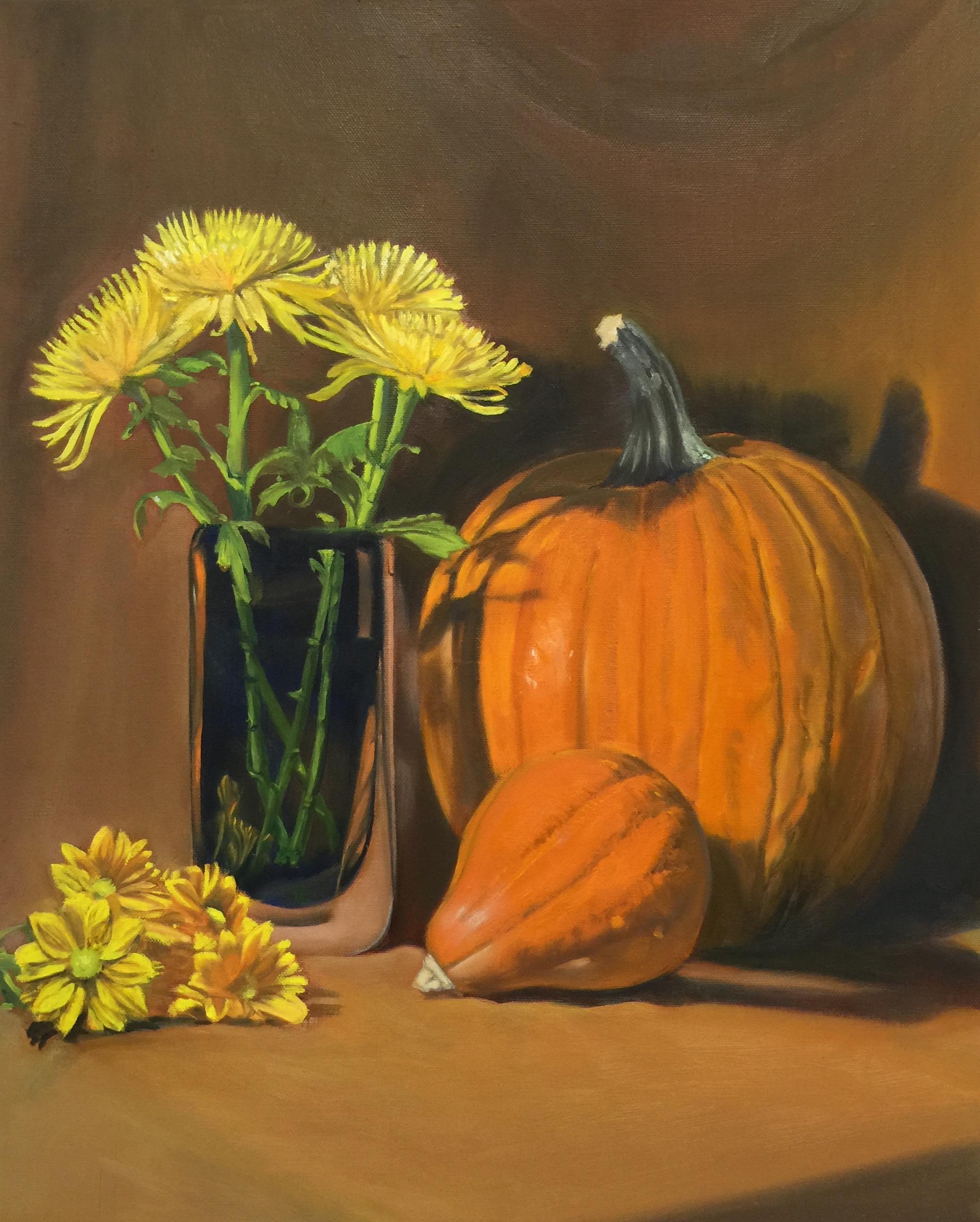 Color Still Life by Kathleen Carroll