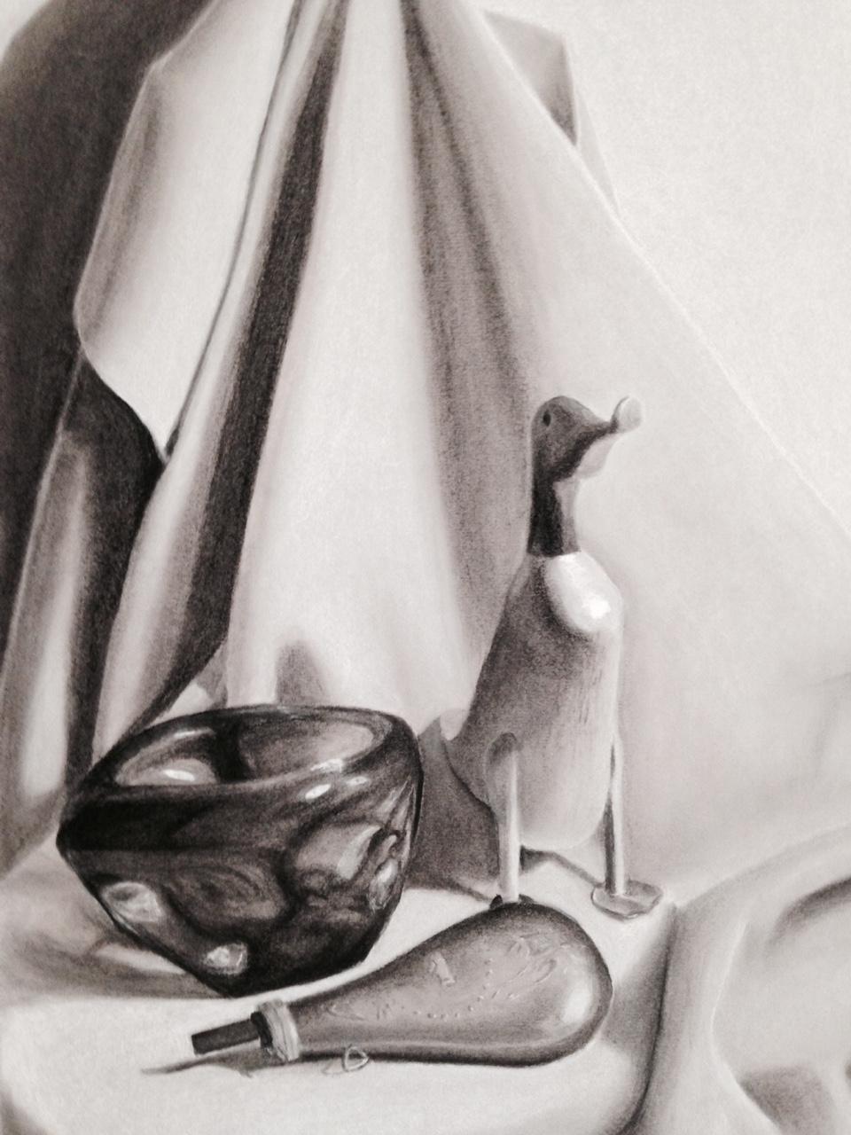 B&W on Gray by Al Schofield