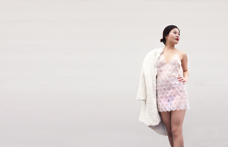 Model: Jing Ouyang