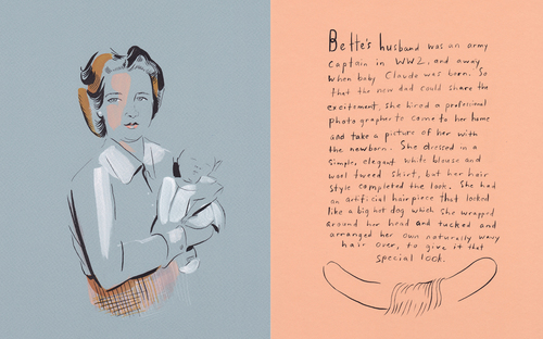 See more illustrations and stories about Grandma Bette here !