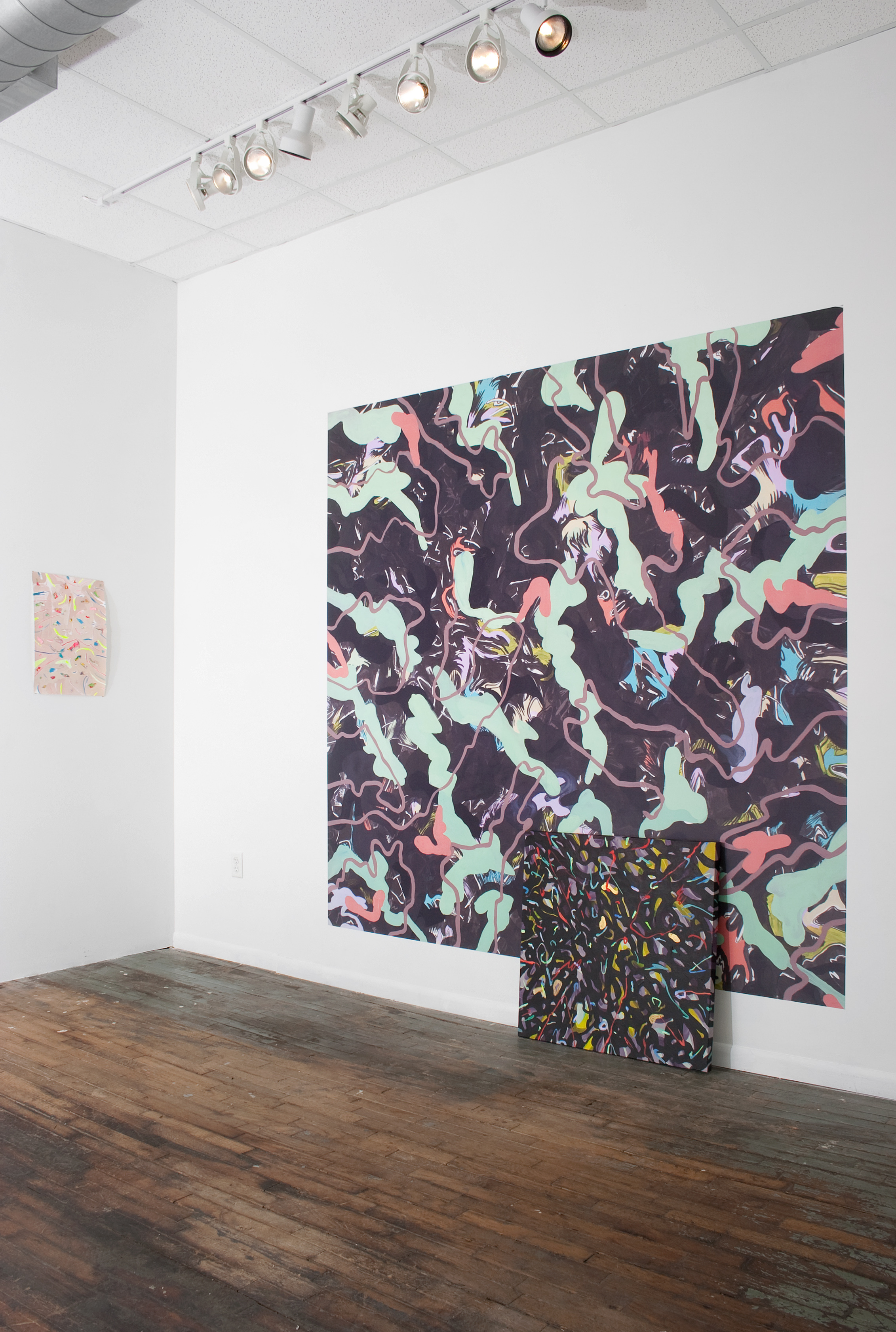 Oil Slicks and Flesh Marks Installation View.jpg