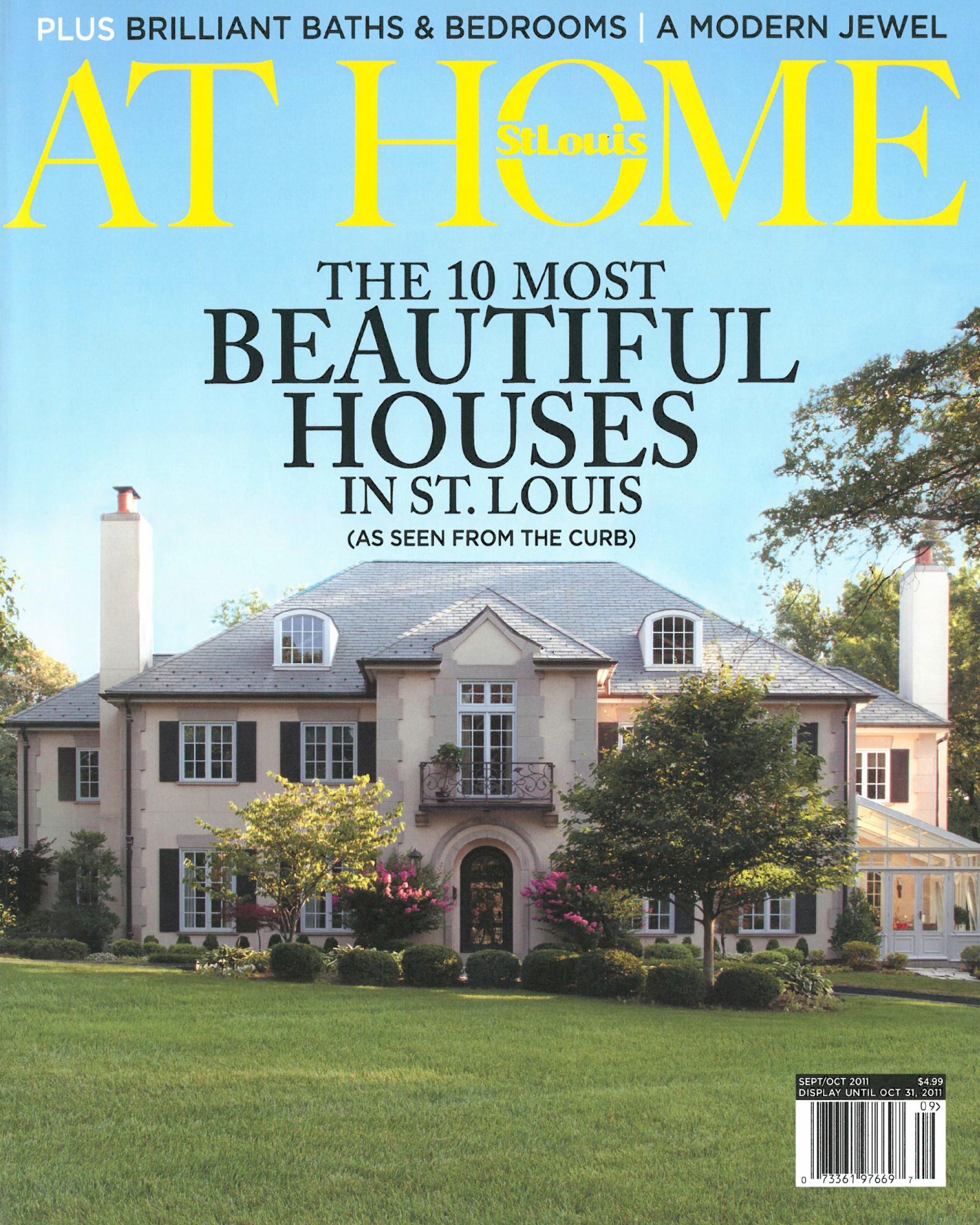 AT HOME // Fall 2011 -