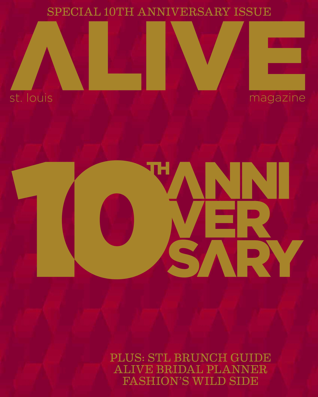 ALIVE // April 2012 -