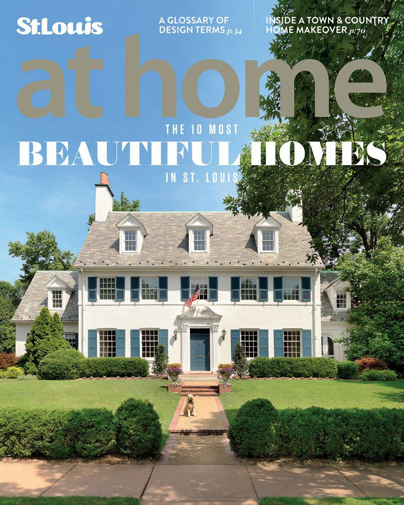 AT HOME // Sept Oct 2016 -