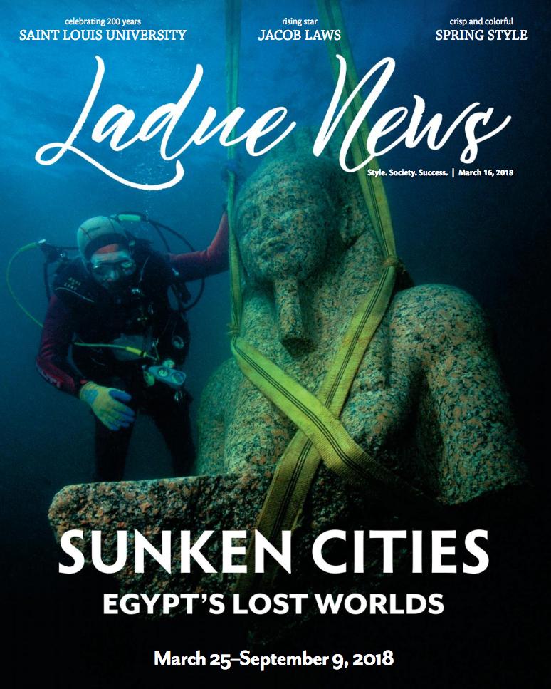 Ladue News // March 2018 -