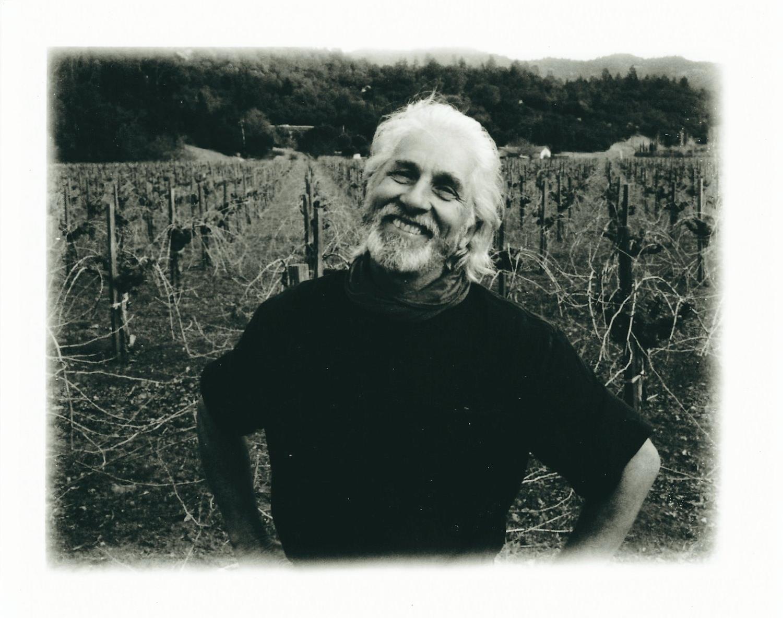 Vincent Tofanelli - owner/winemaker