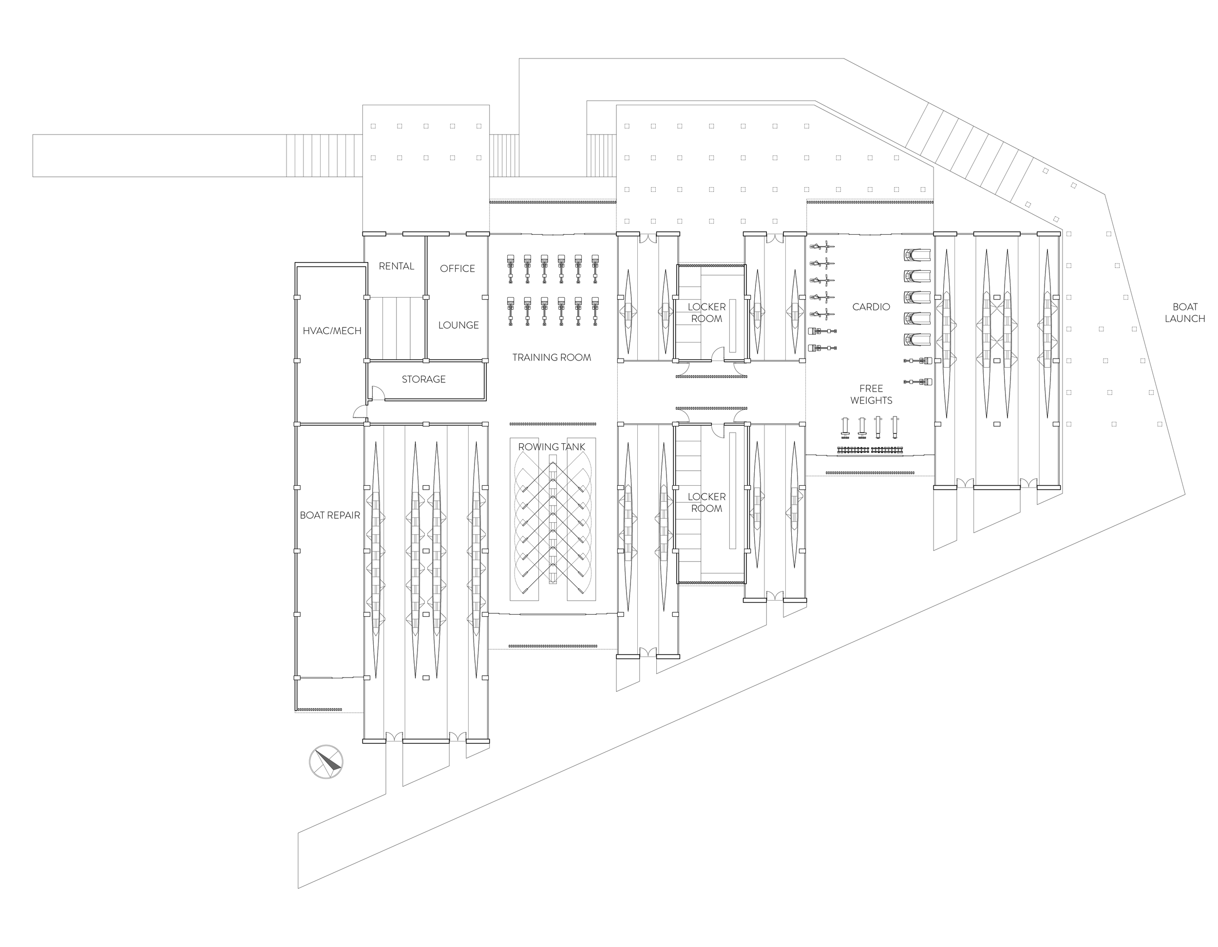 Boathouse Floorplan