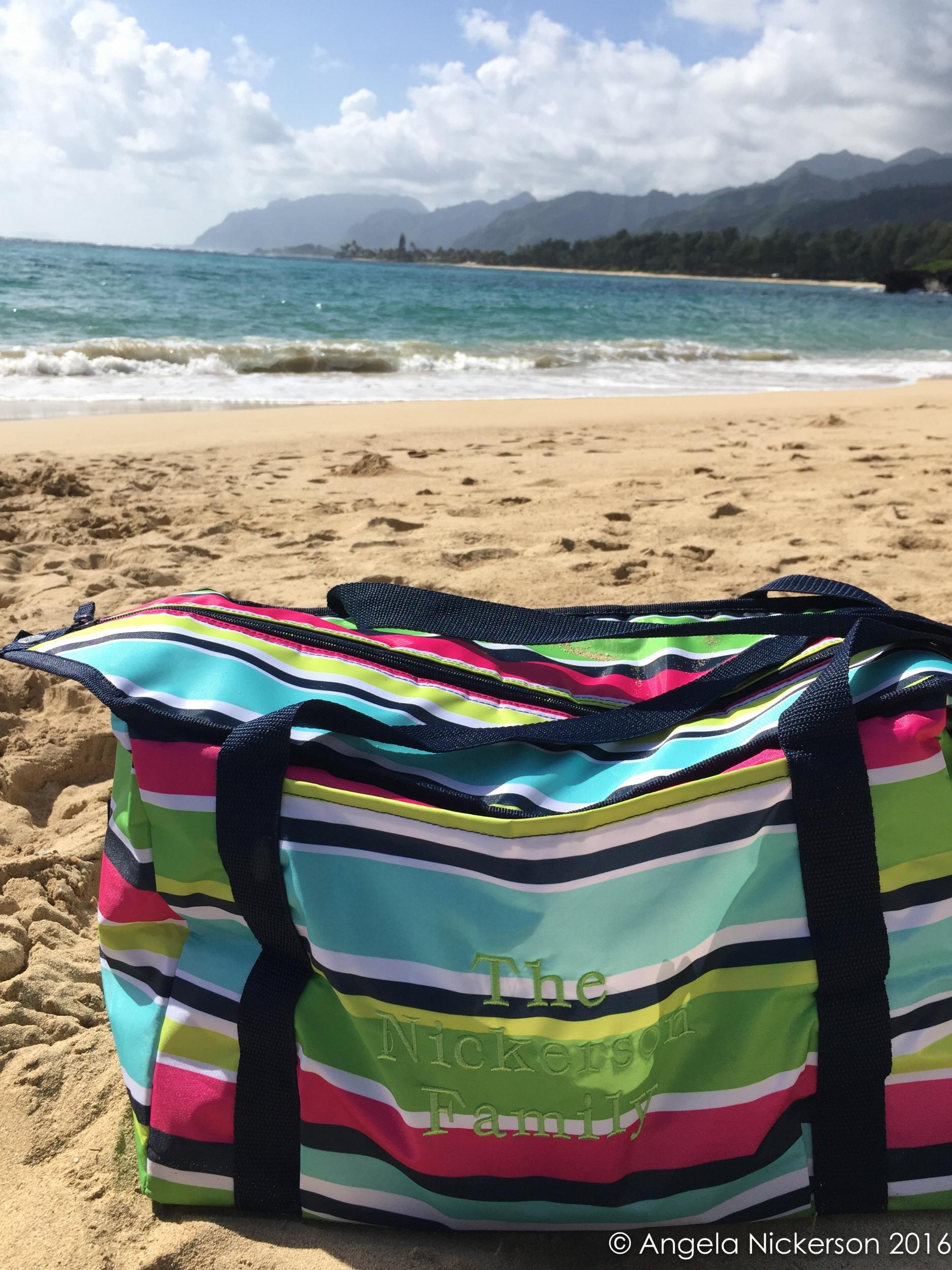 My Favorite Beach Bag