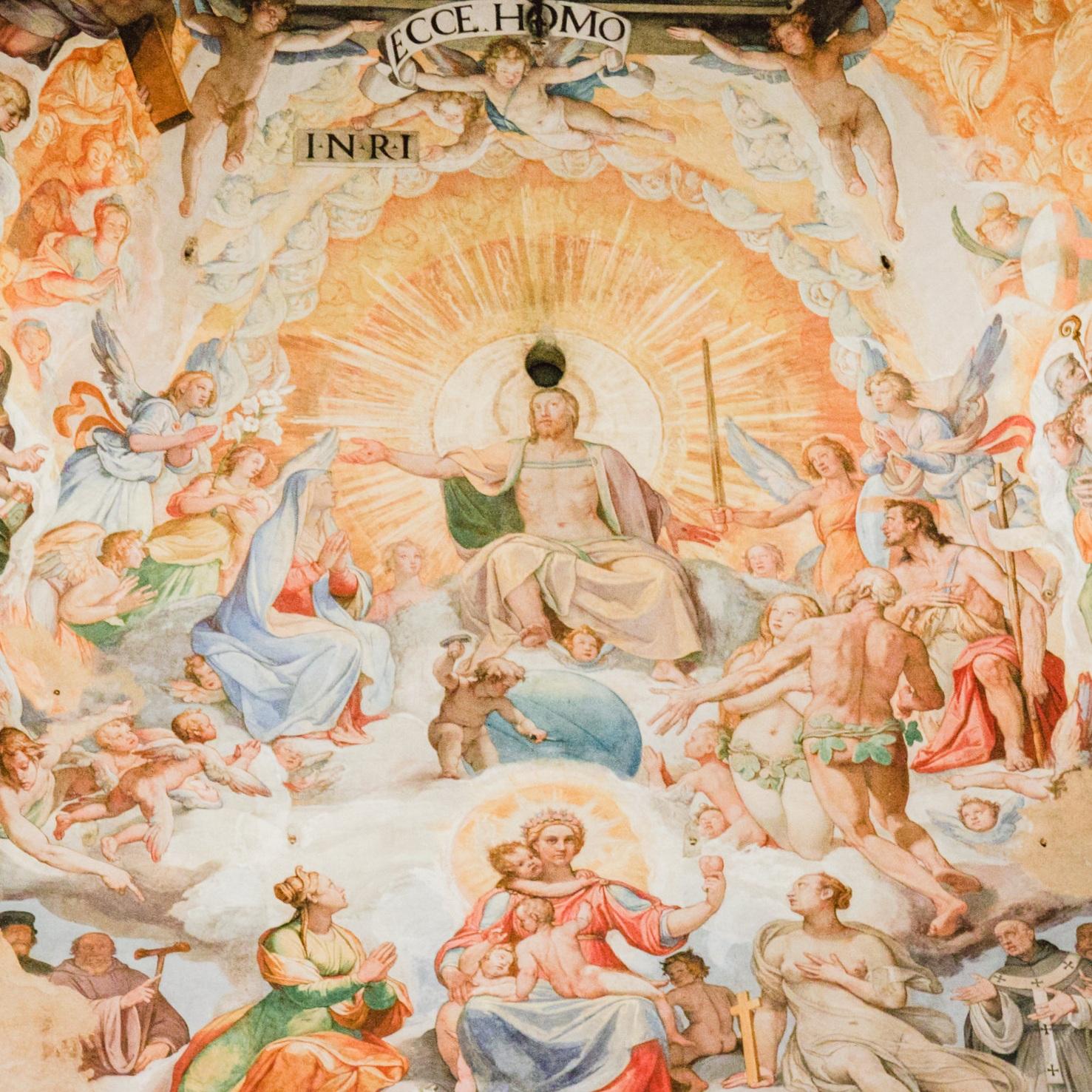 Giorgio Vasari's Last Judgement | Duomo | Florence