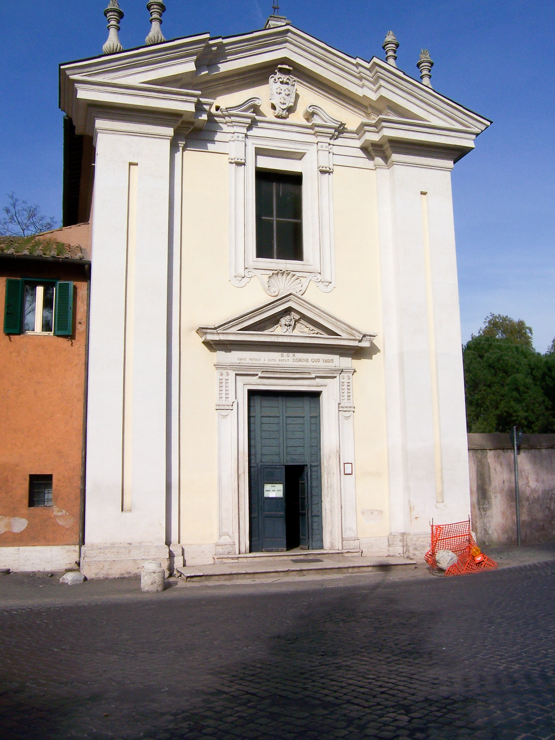 Domine Quo Vadis | Rome