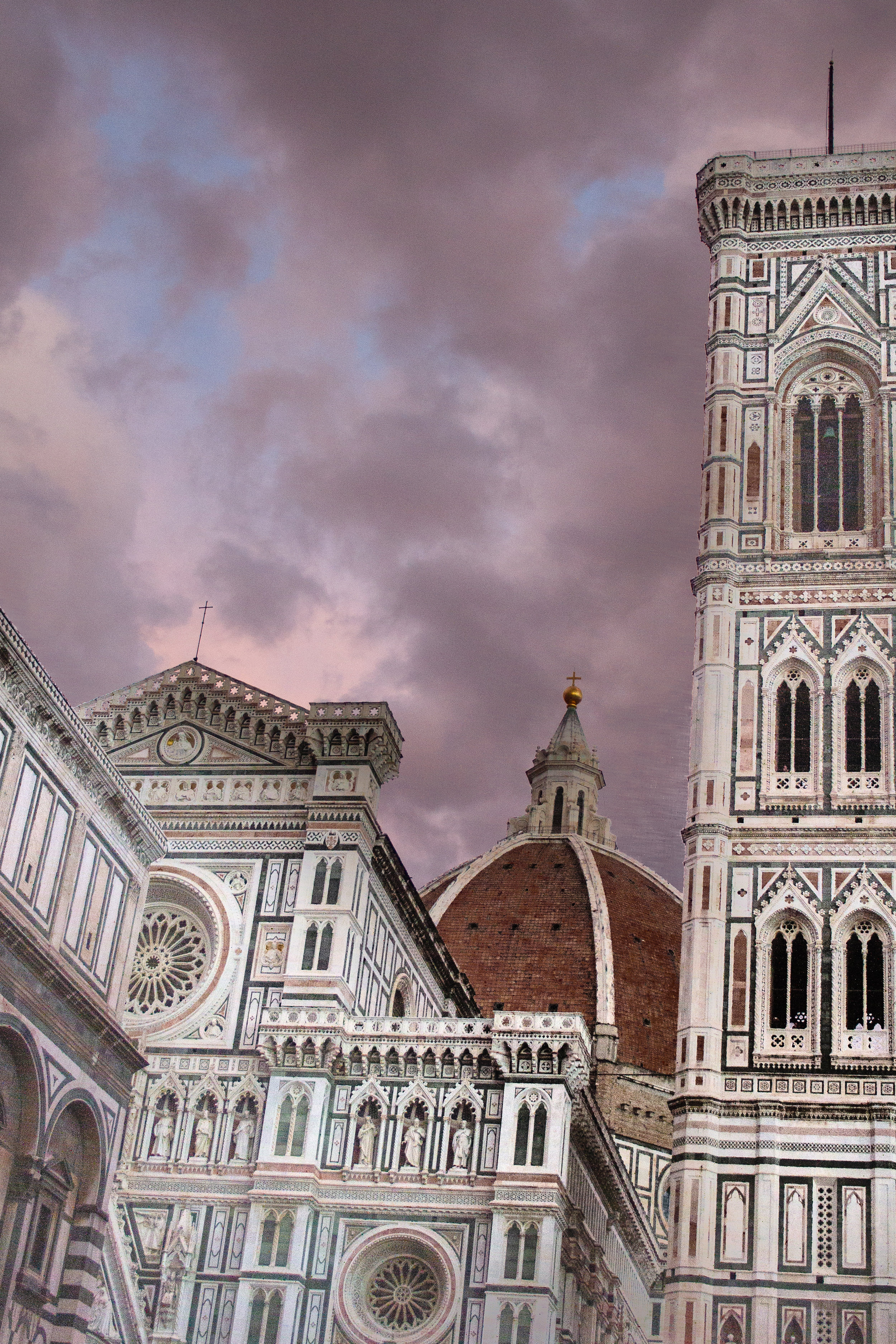 The Duomo after a storm