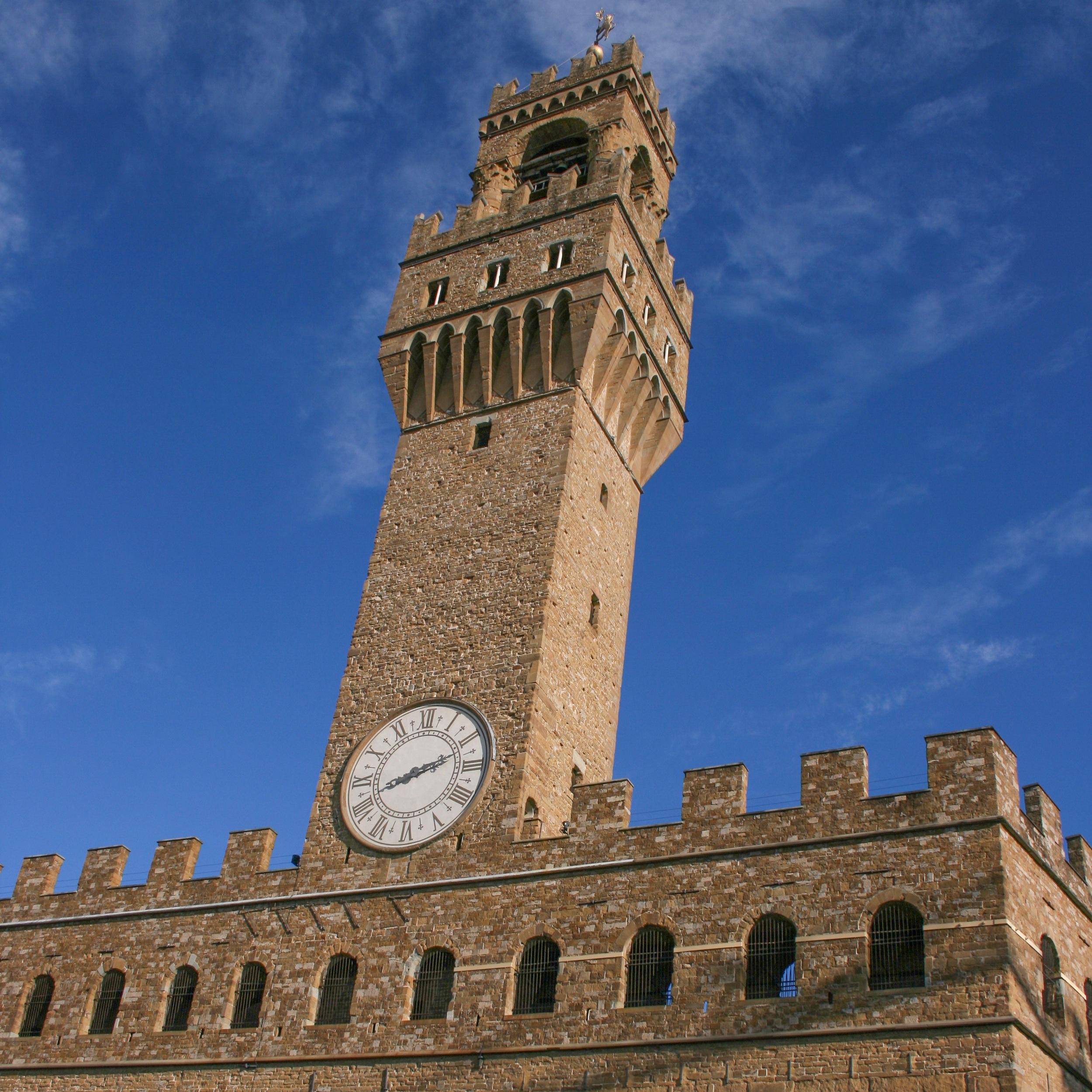 The Palazzo della Signoria