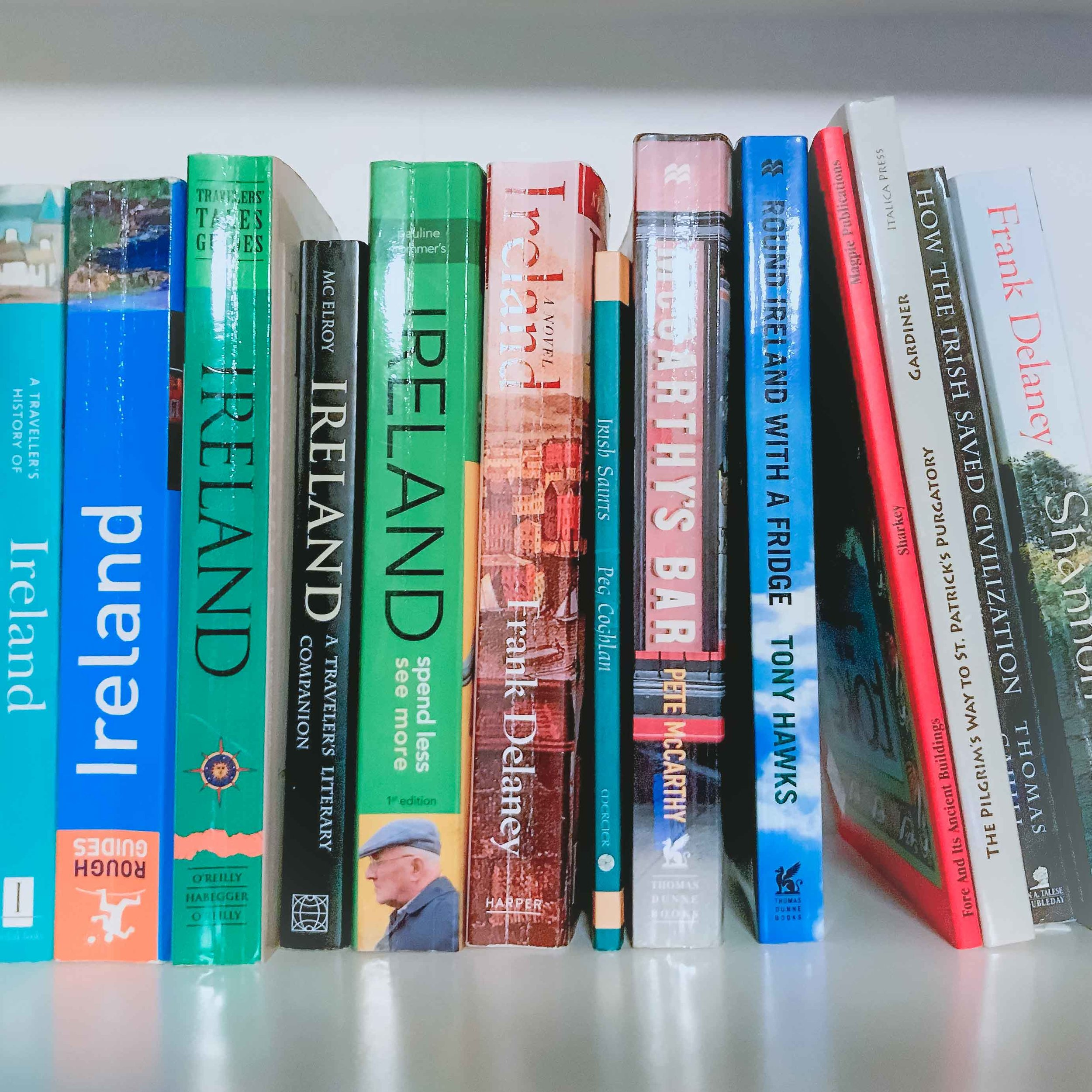 Reading List: Florence - What to read before you travel to Ireland