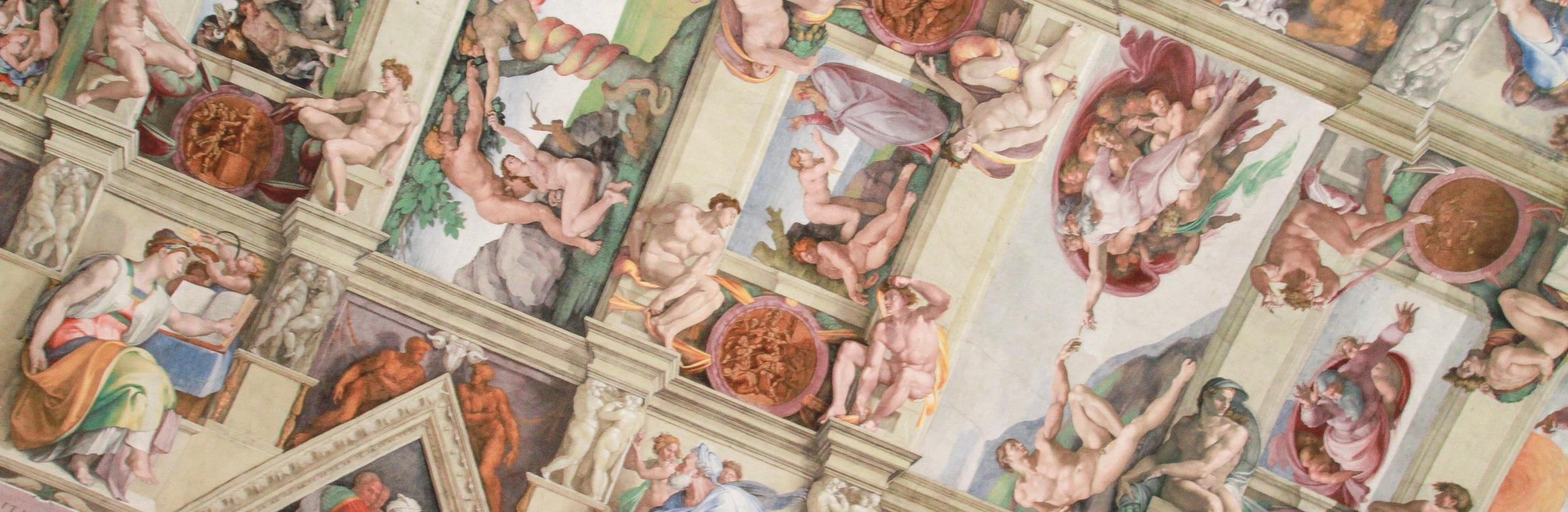 michelangelo sistine chapel vatican rome.jpg