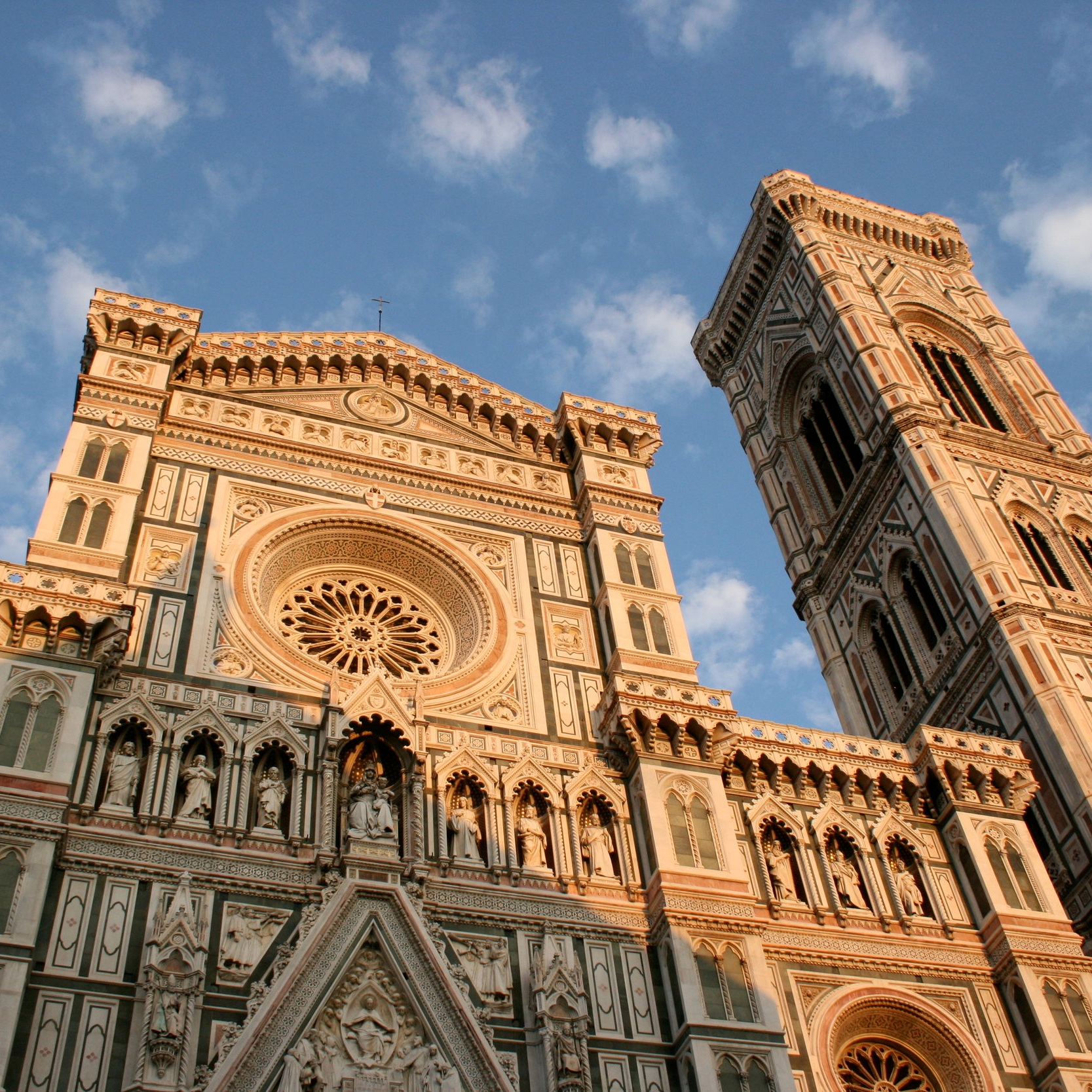 Santa Maria dell Fiore in Florence — commonly known as the Duomo