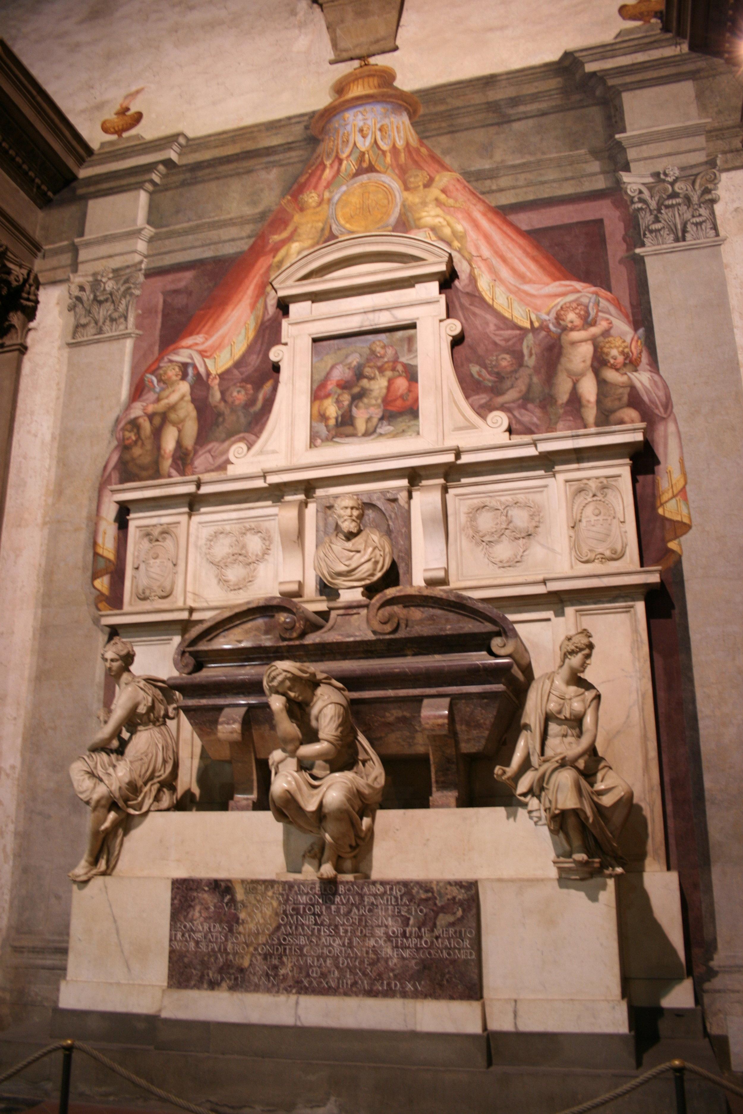 michelangelos tomb santa croce florence.jpg