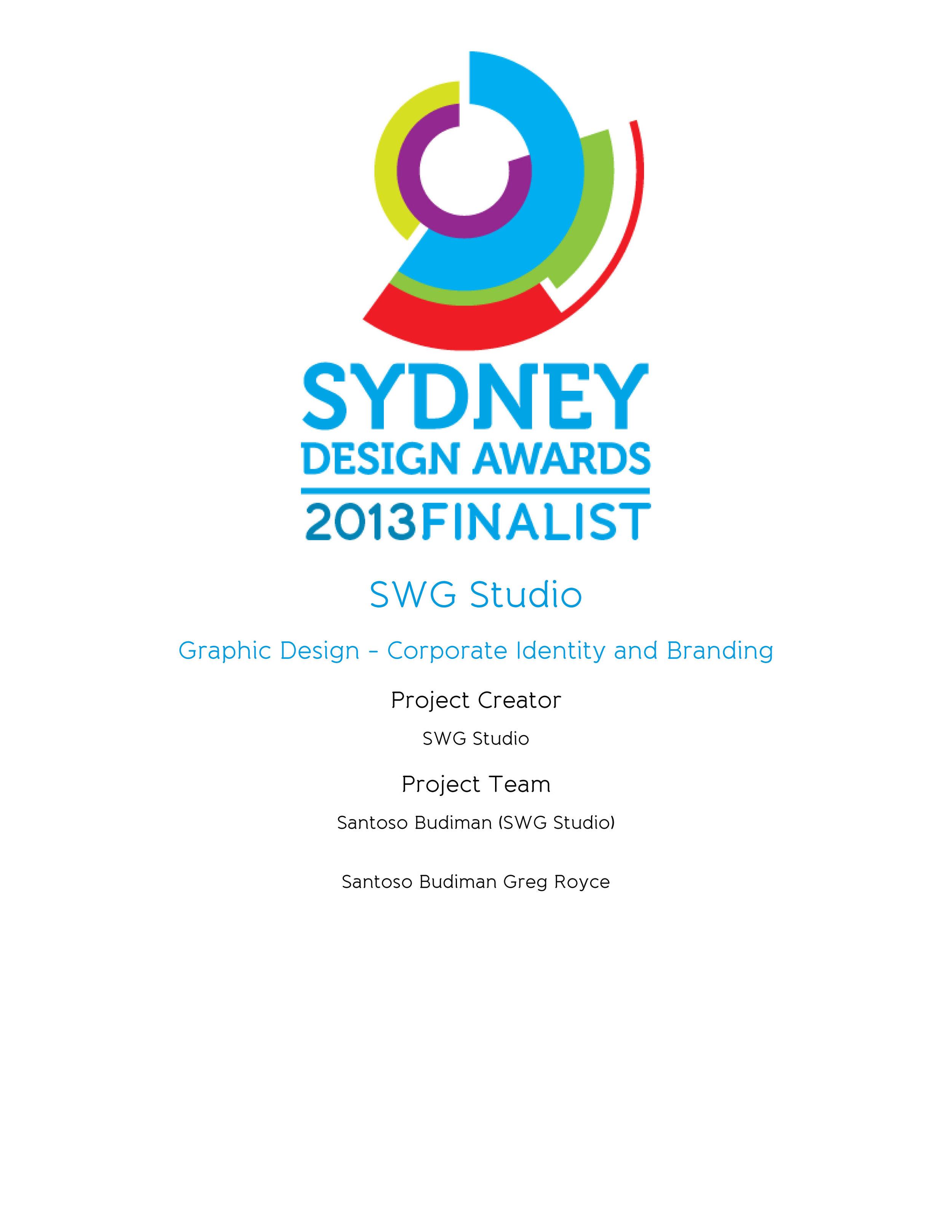 2013_SYDNEY DESIGN AWARDS_SWG STUDIO_SANTOSO BUDIMAN_GREG ROYCE.jpg