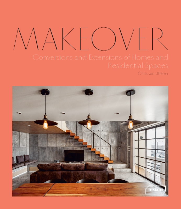 THIS PROJECT IS FEATURED IN THIS BOOK CALLED: MAKEOVER CONVERSIONS AND EXTENSIONS OF HOMES AND RESIDENTIAL SPACES  WRITTEN BY CHRIS VAN UFFELEN FOR BRAUN PUBLISHING COMPANY