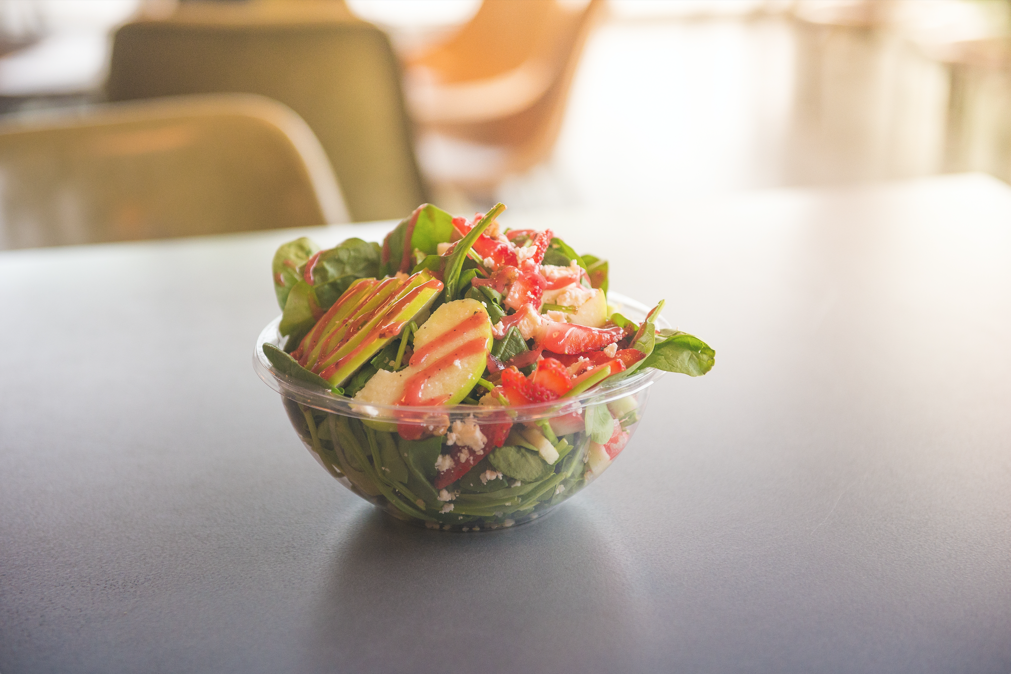 Try our Spring Strawberry Salad!