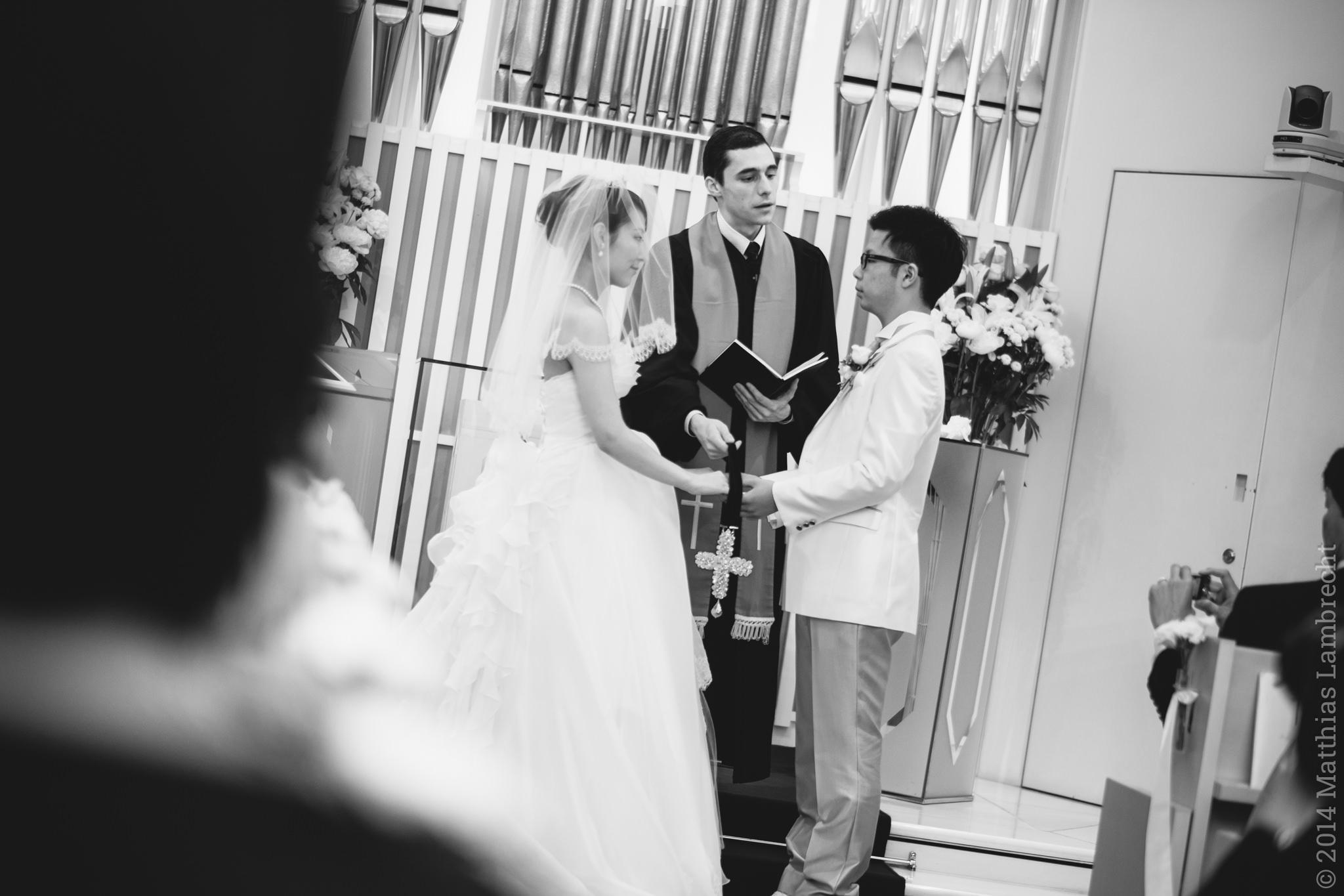Megumi & Taku's Wedding 2014-05-17
