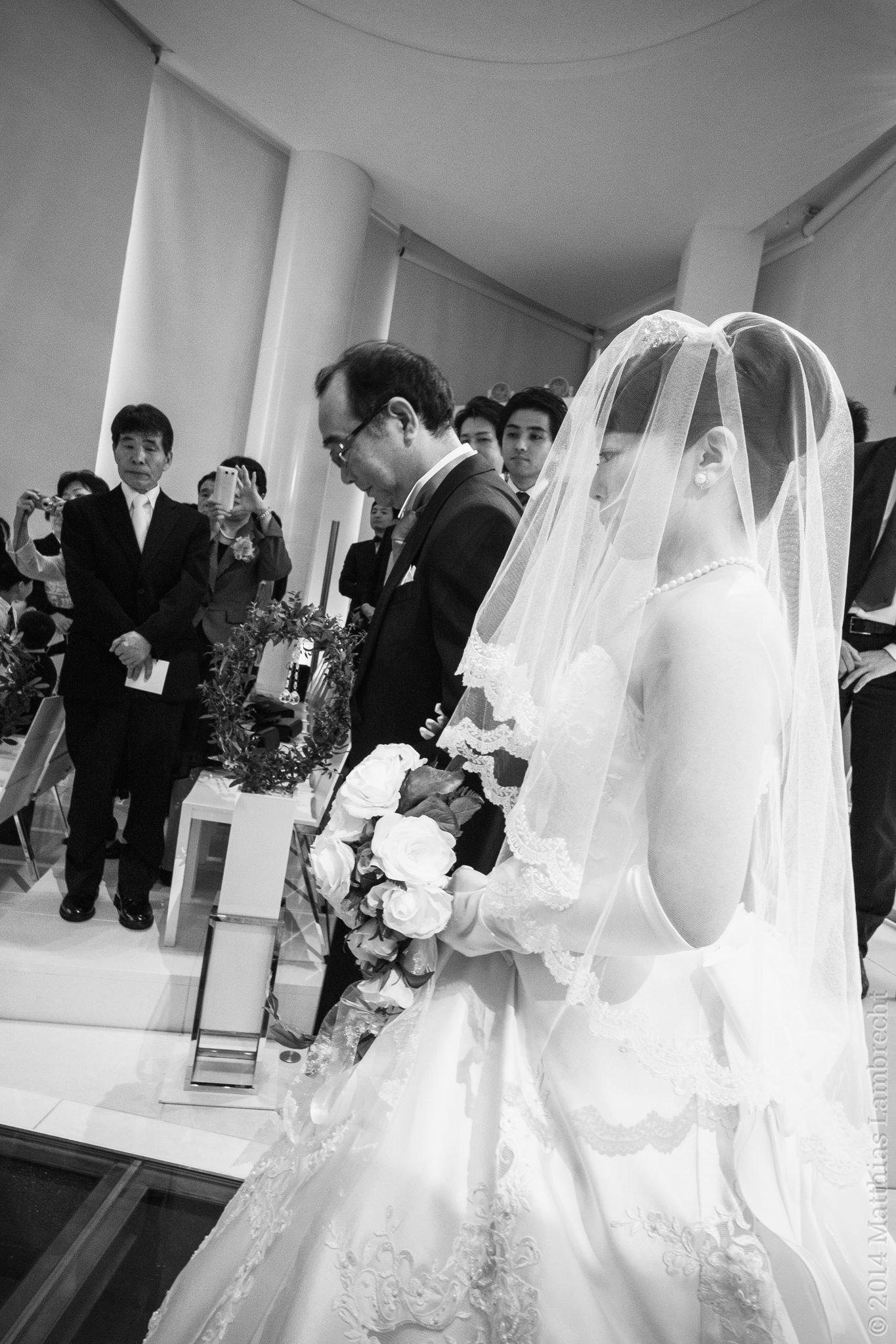 Yoko & Kotaro's Wedding 2014-07-05