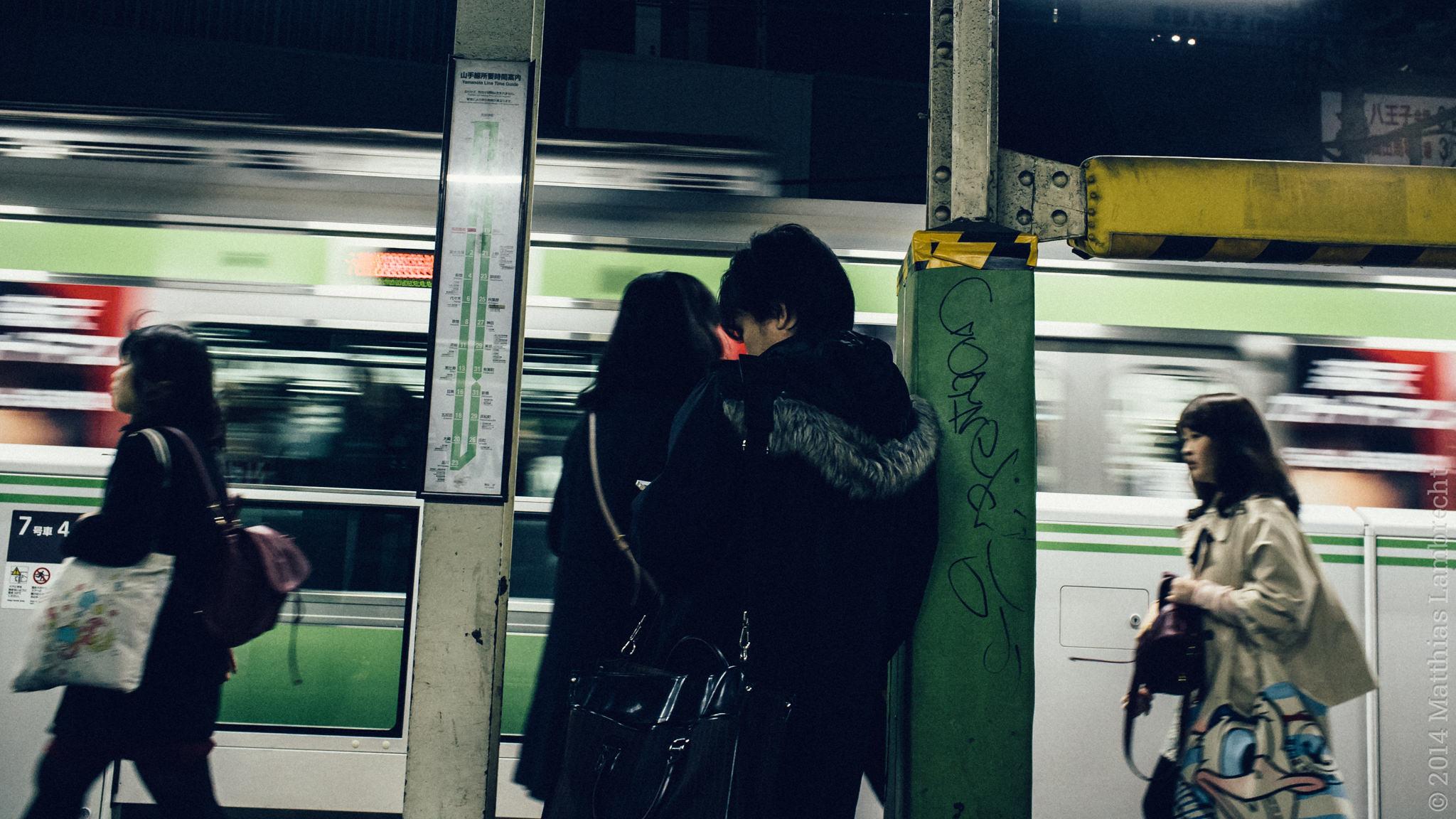 commuters・通る人 (v)