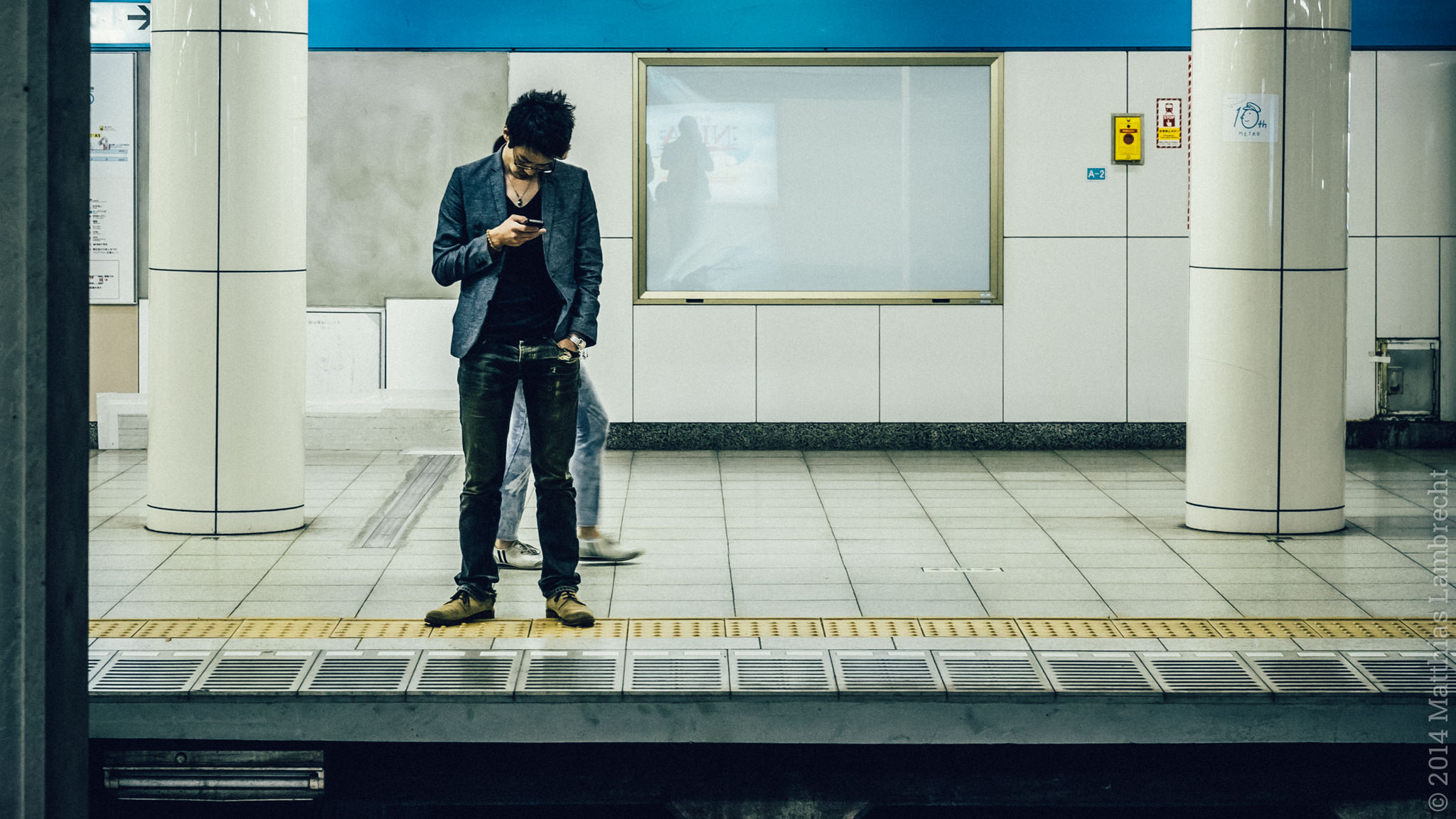 commuters (xii)