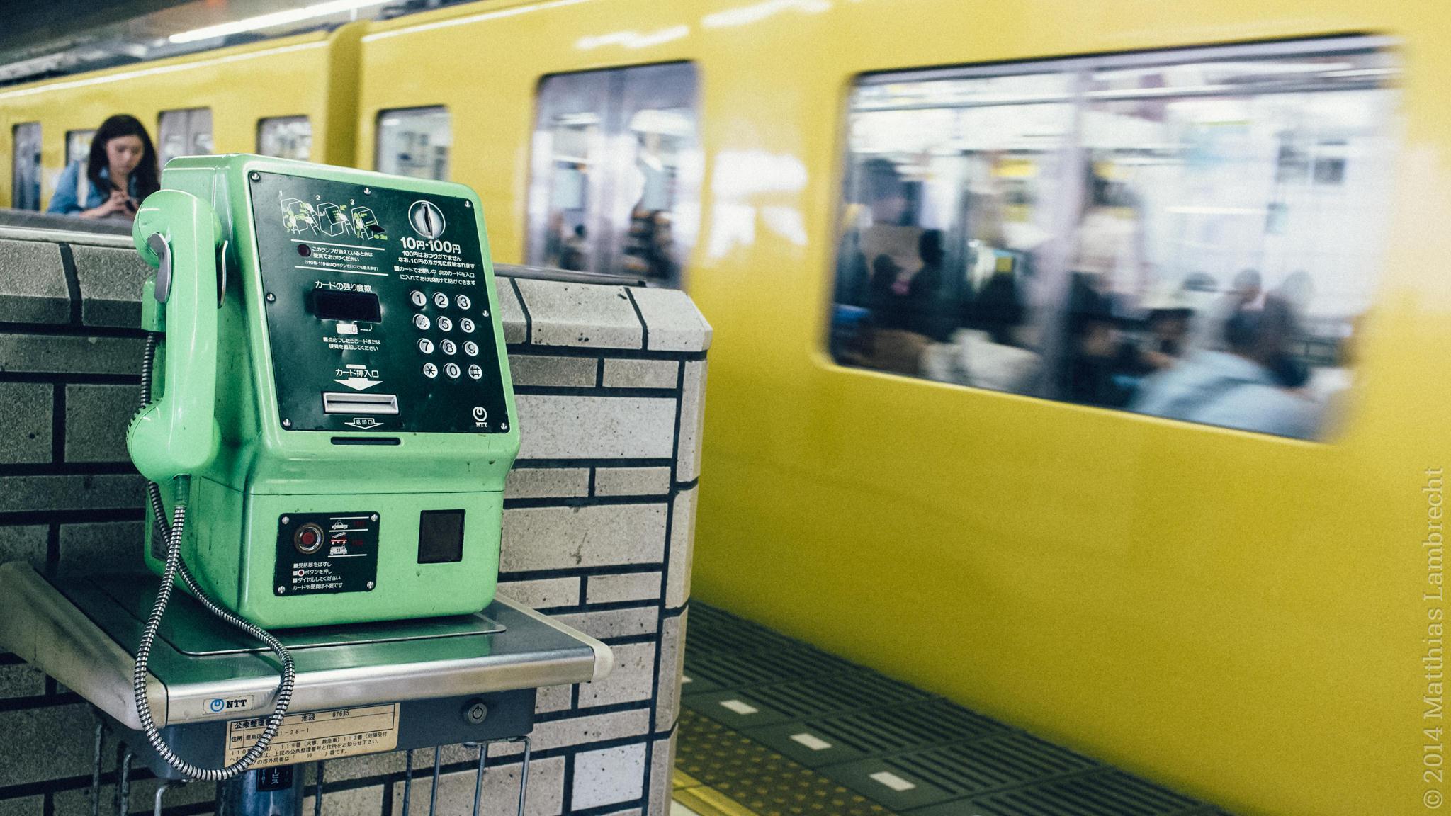 commuters (xiv)