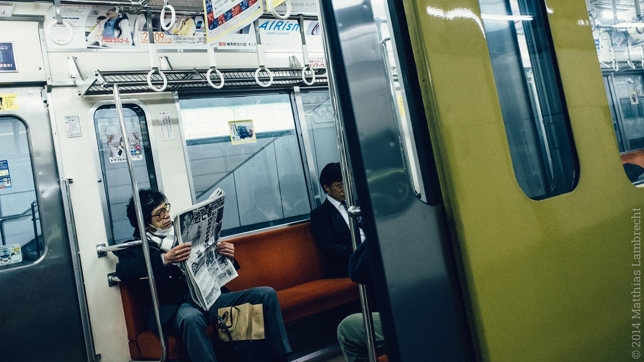 commuters (xv)