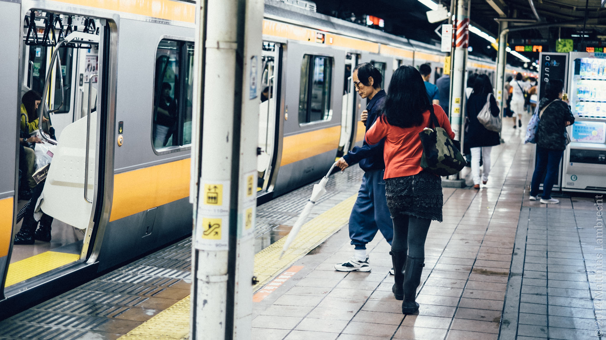 commuters (xvii)
