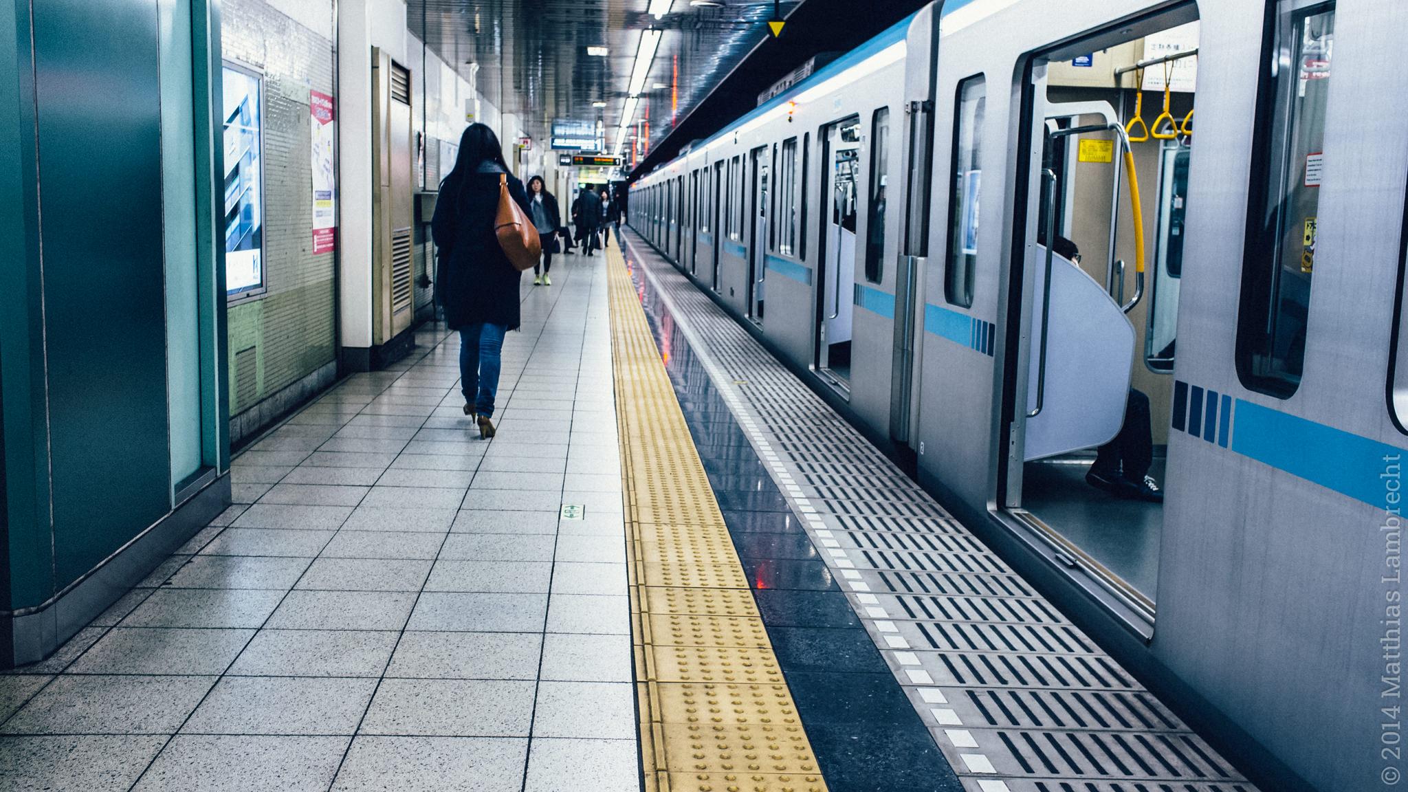 commuters (xvi)