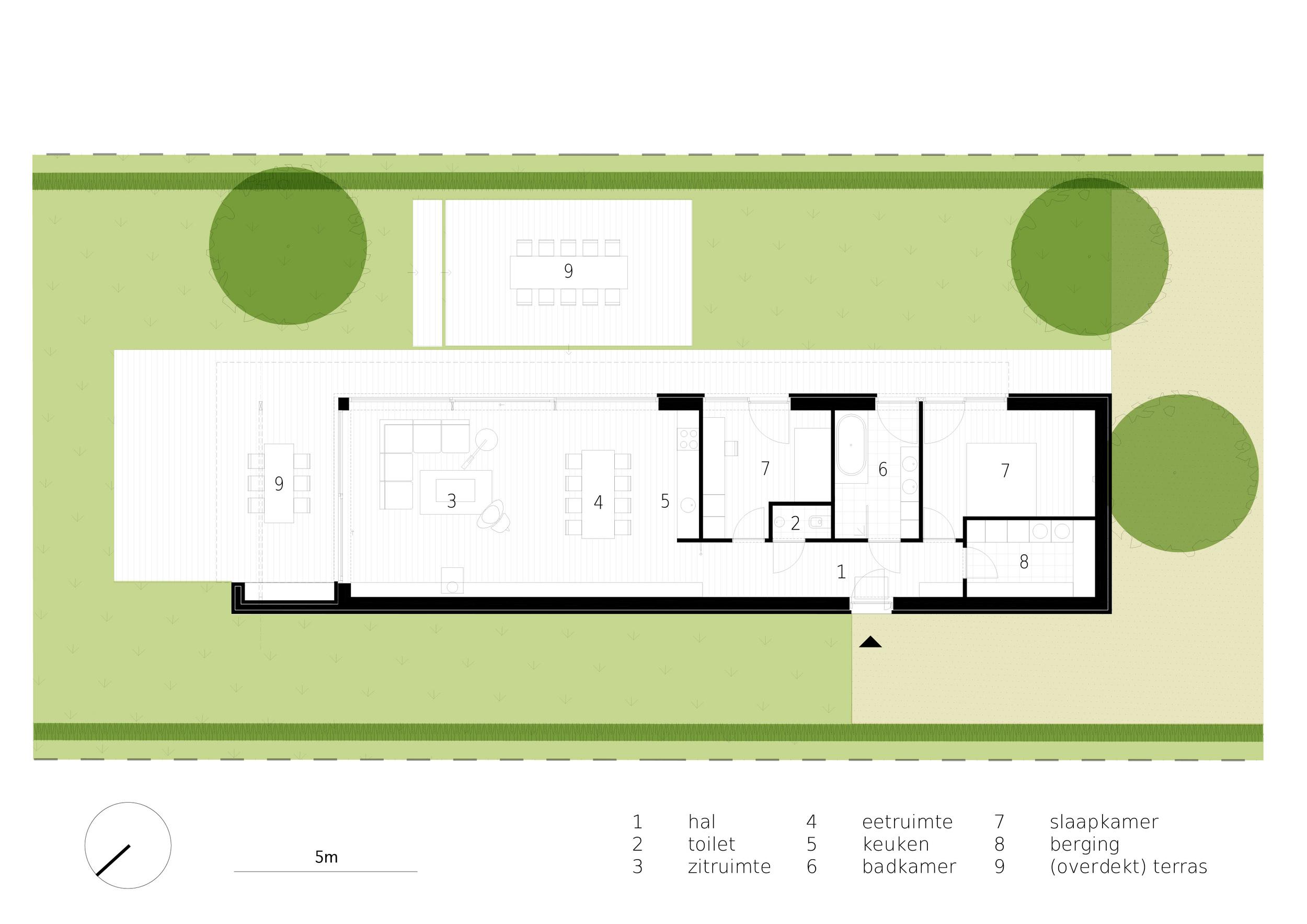 definitief ontwerp  © Stijn Gilbert, cobalt-architecten bvba