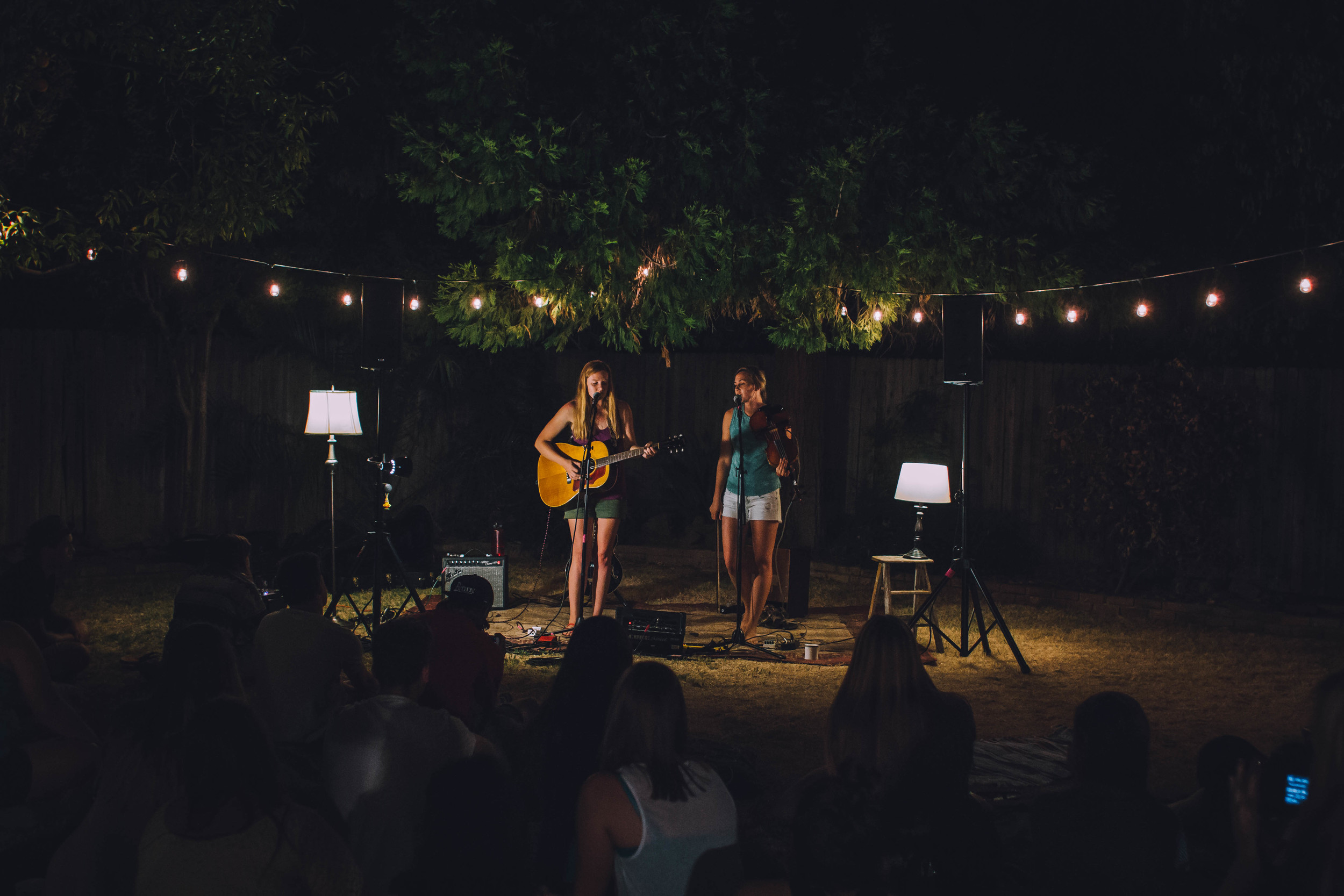 This Folk music Sister Duo is worth checking out!  The Brave Kind