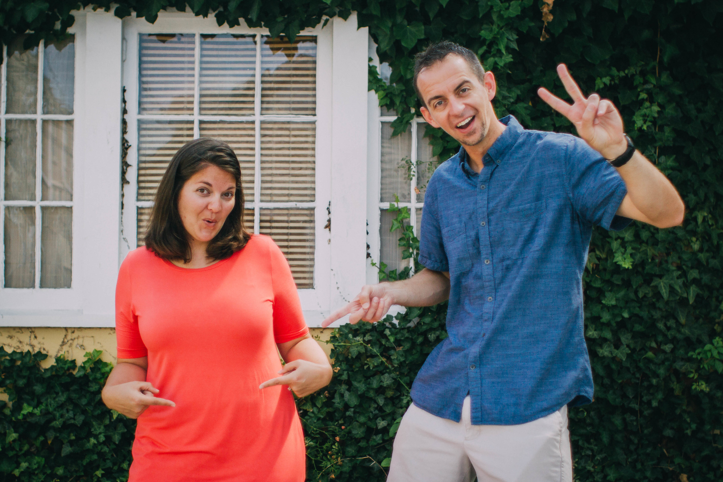 These two people are some of the most fun and loving people around, I'm excited for their two little Yorks to be welcomed into the world!