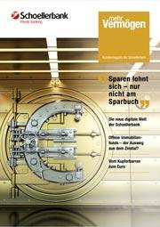 Kundenmagazin Schoellerbank Wien