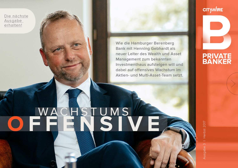 Citywire eZine Magazin