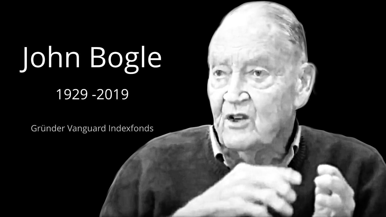 """Der Finanz-Innovator - John Bogle revolutionierte die Investment-Branche, als er in den 1970er Jahren sog. Index-Fonds mit sehr niedrigen Gebühren erfand. Seine Firma """"Vanguard"""" ist heute die zweitgrößte Investment-Firma der Welt mit einem verwalteten Vermögen von 5 Billionen US-Dollar. Sein Rat an Anleger:"""