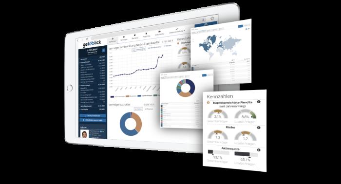 wealthpilot-Digitalreporting - lässt Sie Ihr gesamtes Vermögen smart überblicken